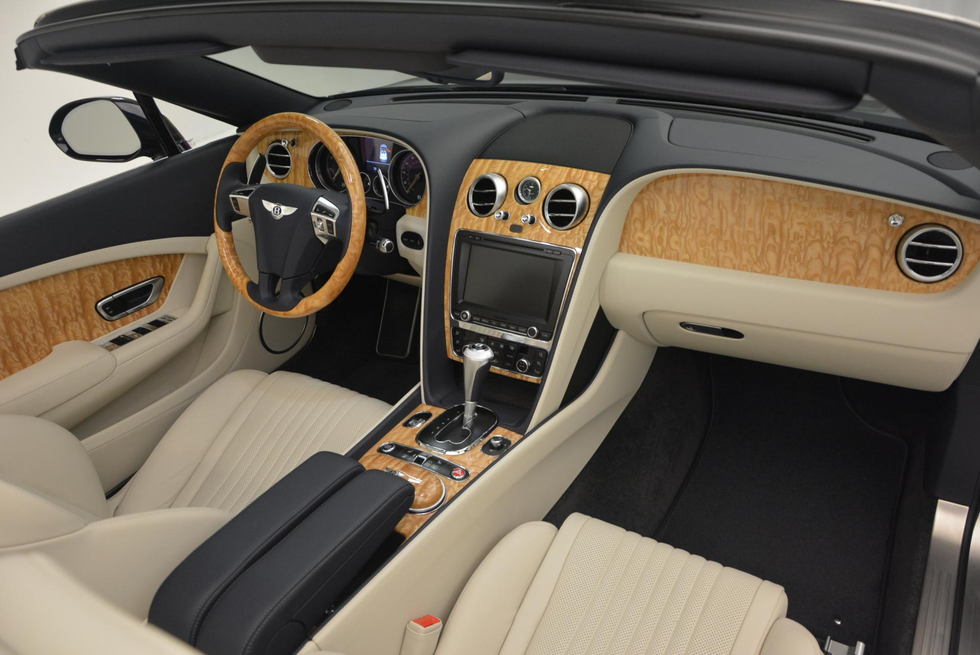 Used 2016 Bentley Continental GT V8 S Convertible  For Sale In Westport, CT 15_p51