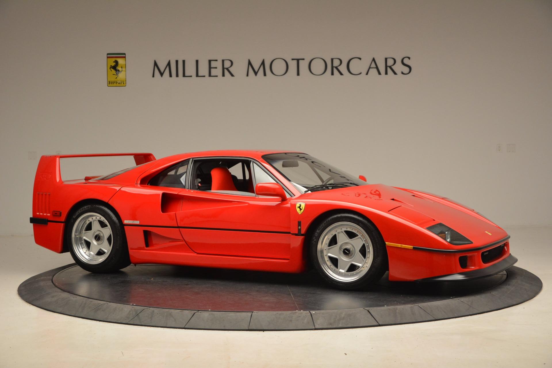 Used 1992 Ferrari F40  For Sale In Westport, CT 1500_p11