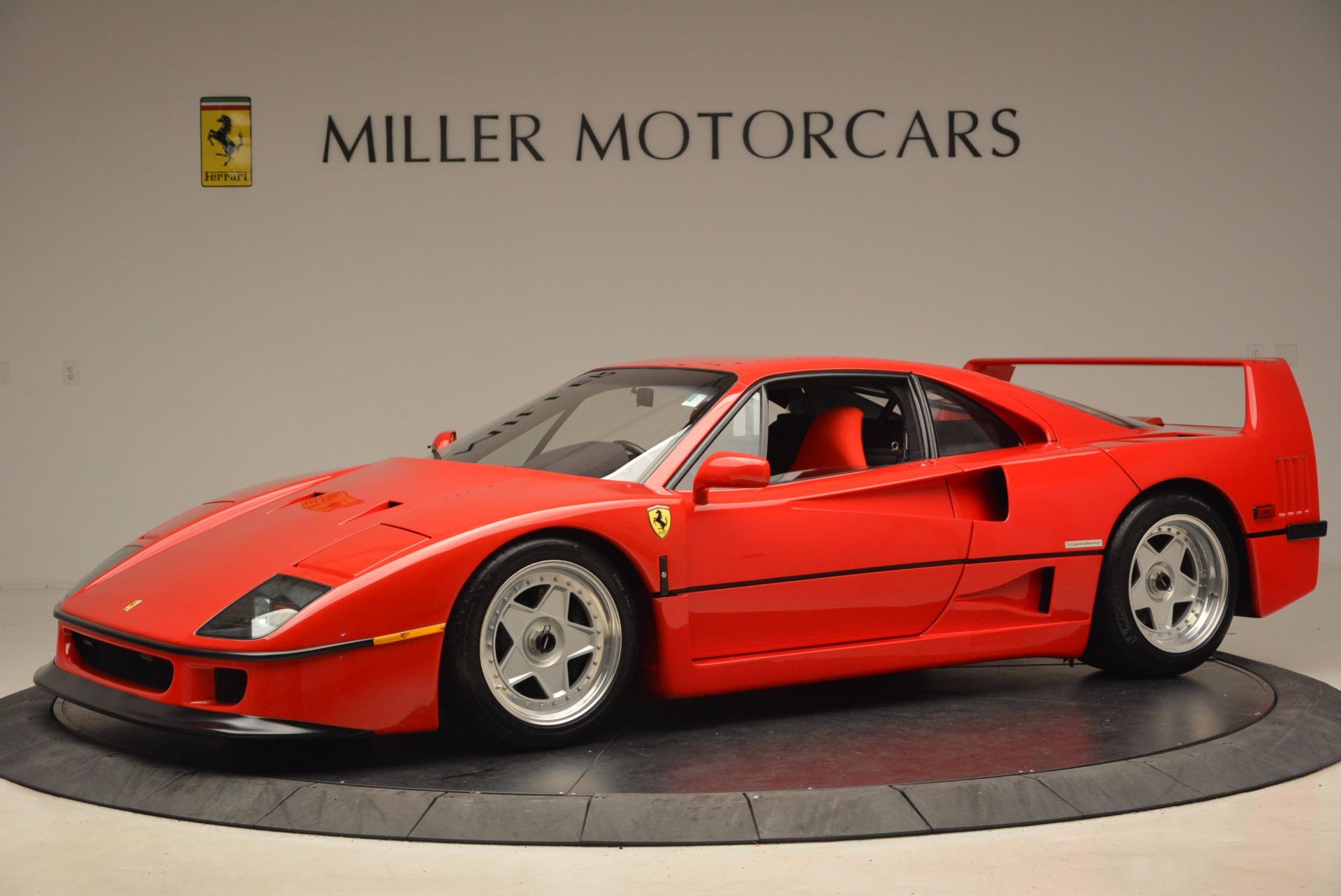 Used 1992 Ferrari F40  For Sale In Westport, CT 1500_p2