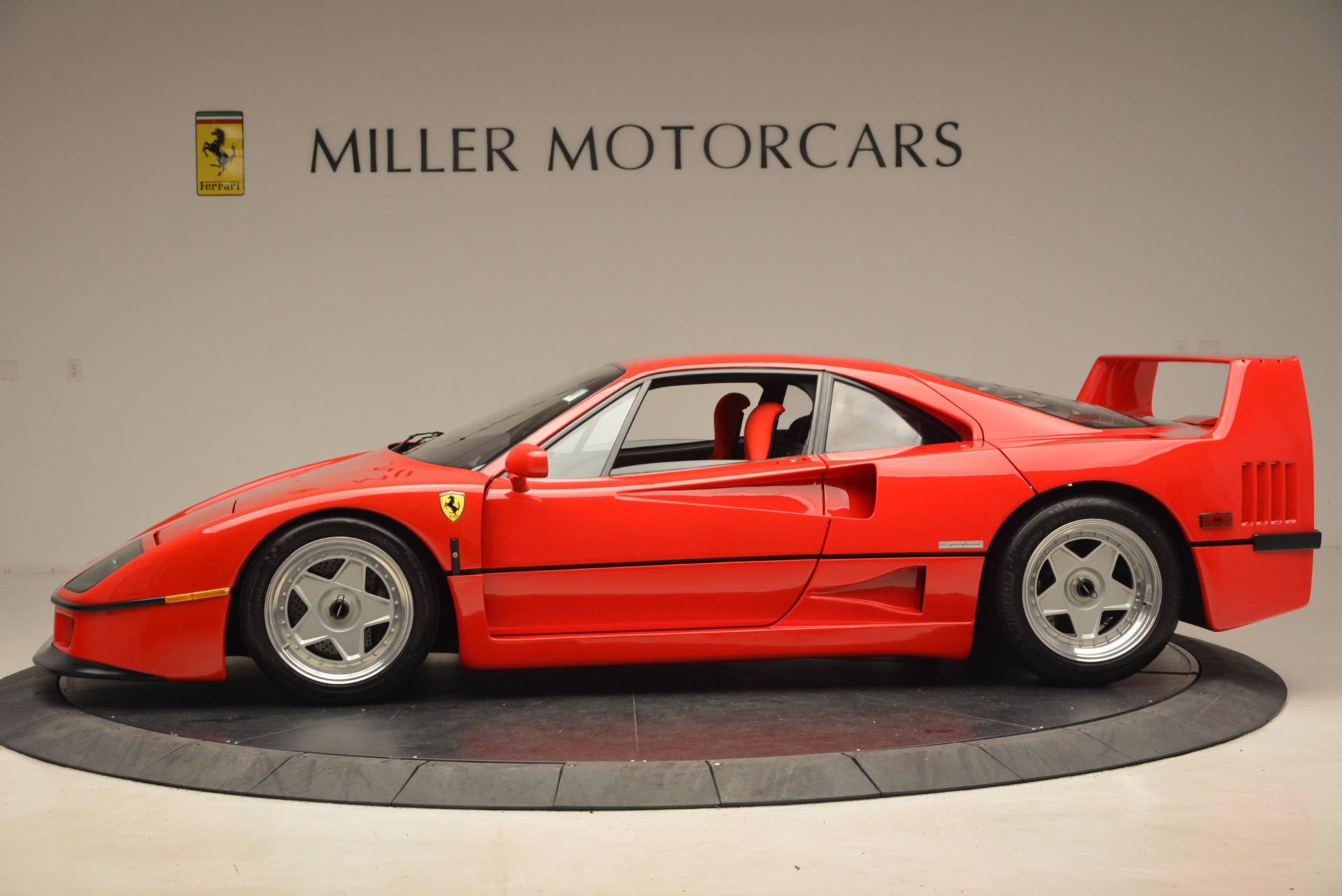 Used 1992 Ferrari F40  For Sale In Westport, CT 1500_p3
