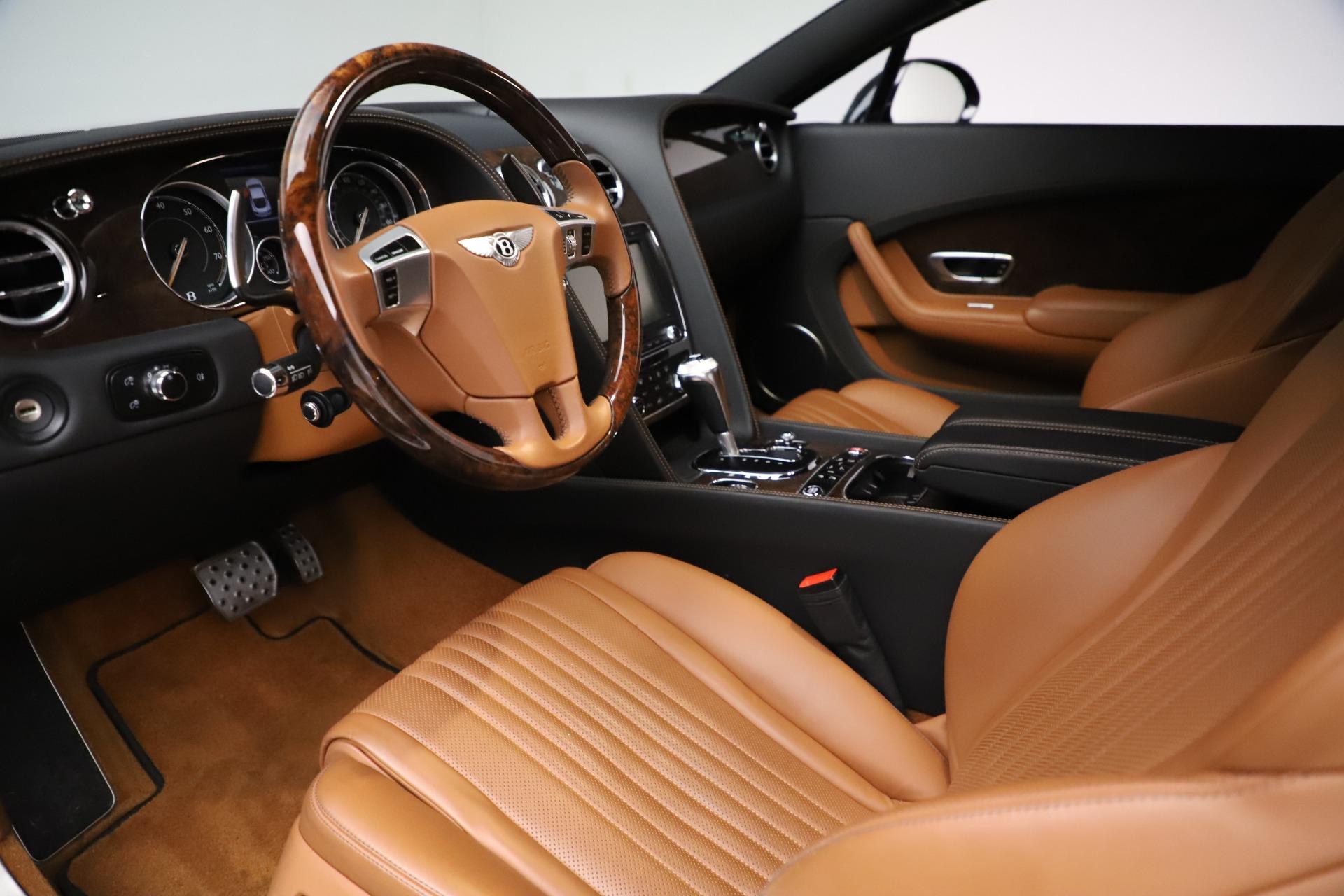 New 2017 Bentley Continental GT W12 For Sale In Westport, CT 1501_p16