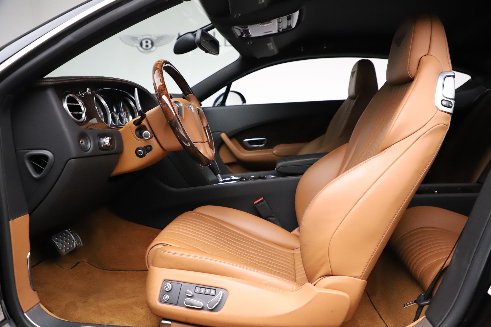 New 2017 Bentley Continental GT W12 For Sale In Westport, CT 1501_p17