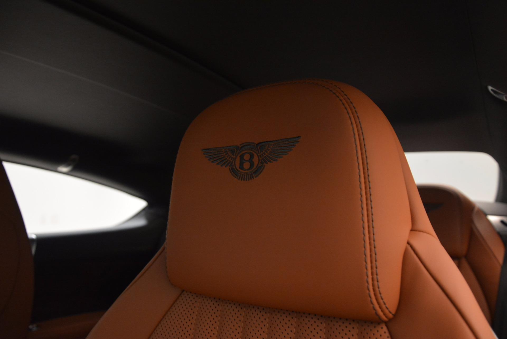 New 2017 Bentley Continental GT W12 For Sale In Westport, CT 1501_p19