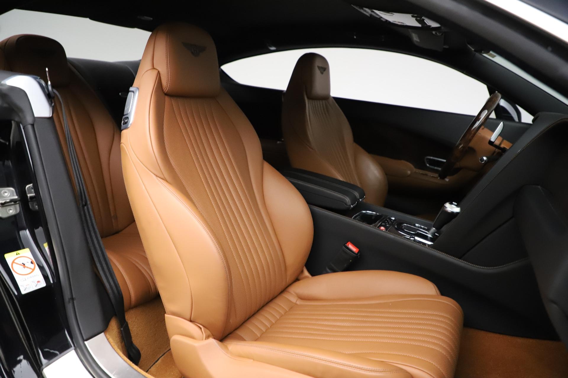 New 2017 Bentley Continental GT W12 For Sale In Westport, CT 1501_p24
