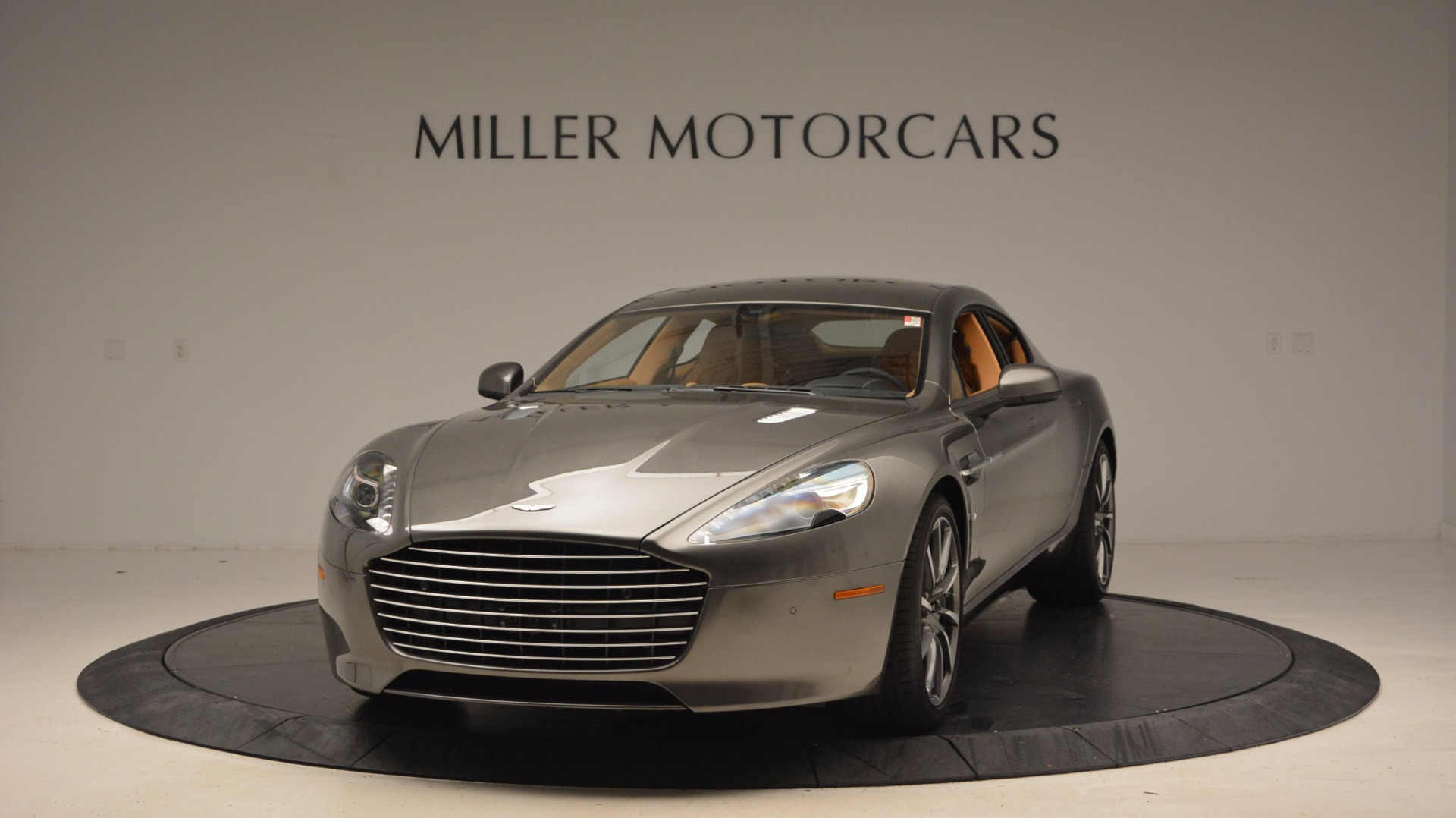 New 2017 Aston Martin Rapide S Shadow Edition For Sale In Westport, CT 1502_main
