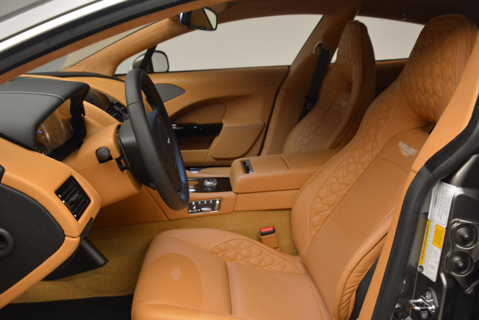 New 2017 Aston Martin Rapide S Shadow Edition For Sale In Westport, CT 1502_p13