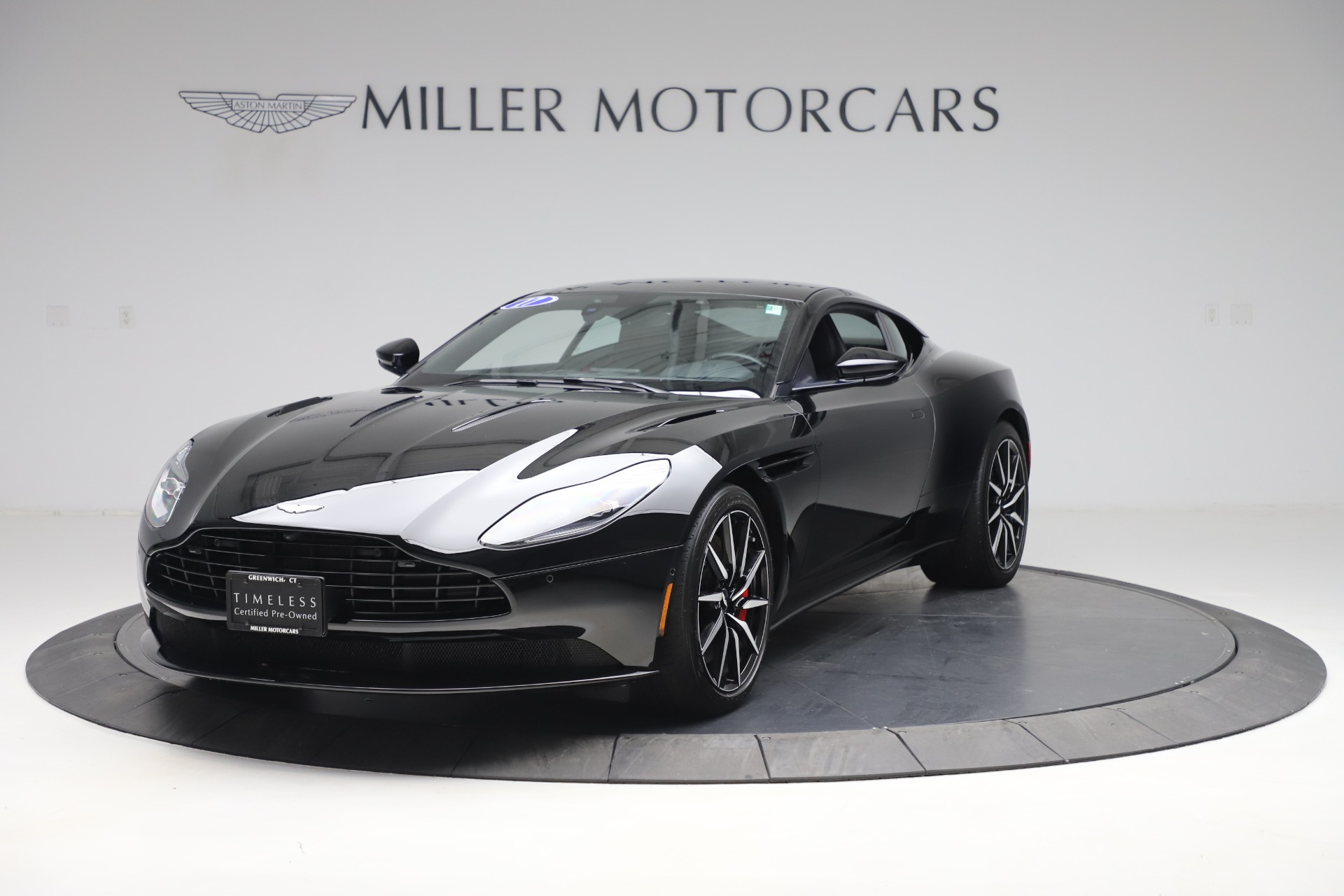 New 2017 Aston Martin DB11  For Sale In Westport, CT