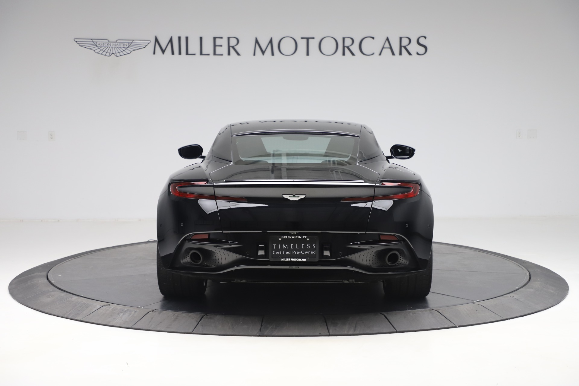 New 2017 Aston Martin DB11  For Sale In Westport, CT 1503_p6