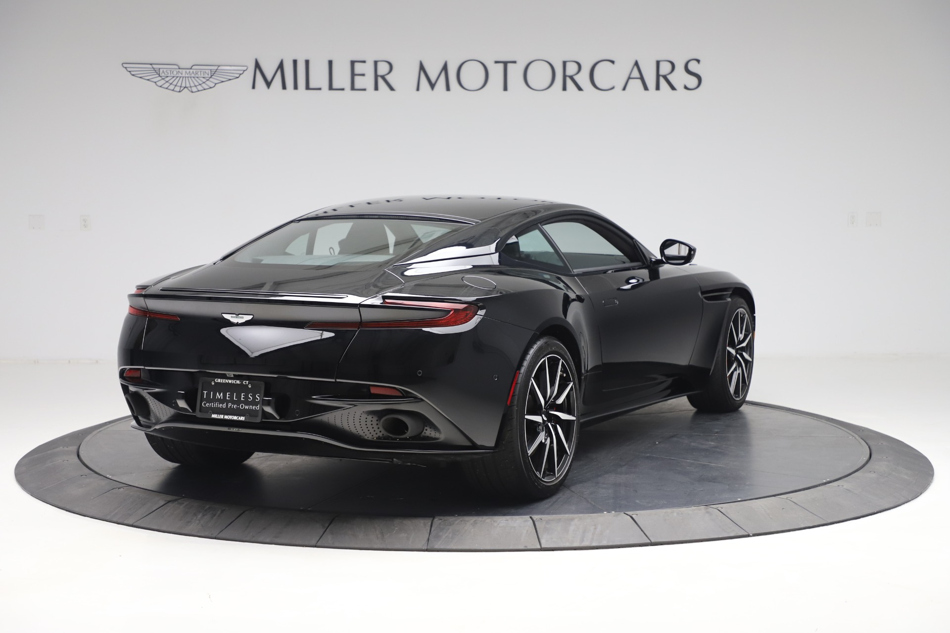 New 2017 Aston Martin DB11  For Sale In Westport, CT 1503_p8