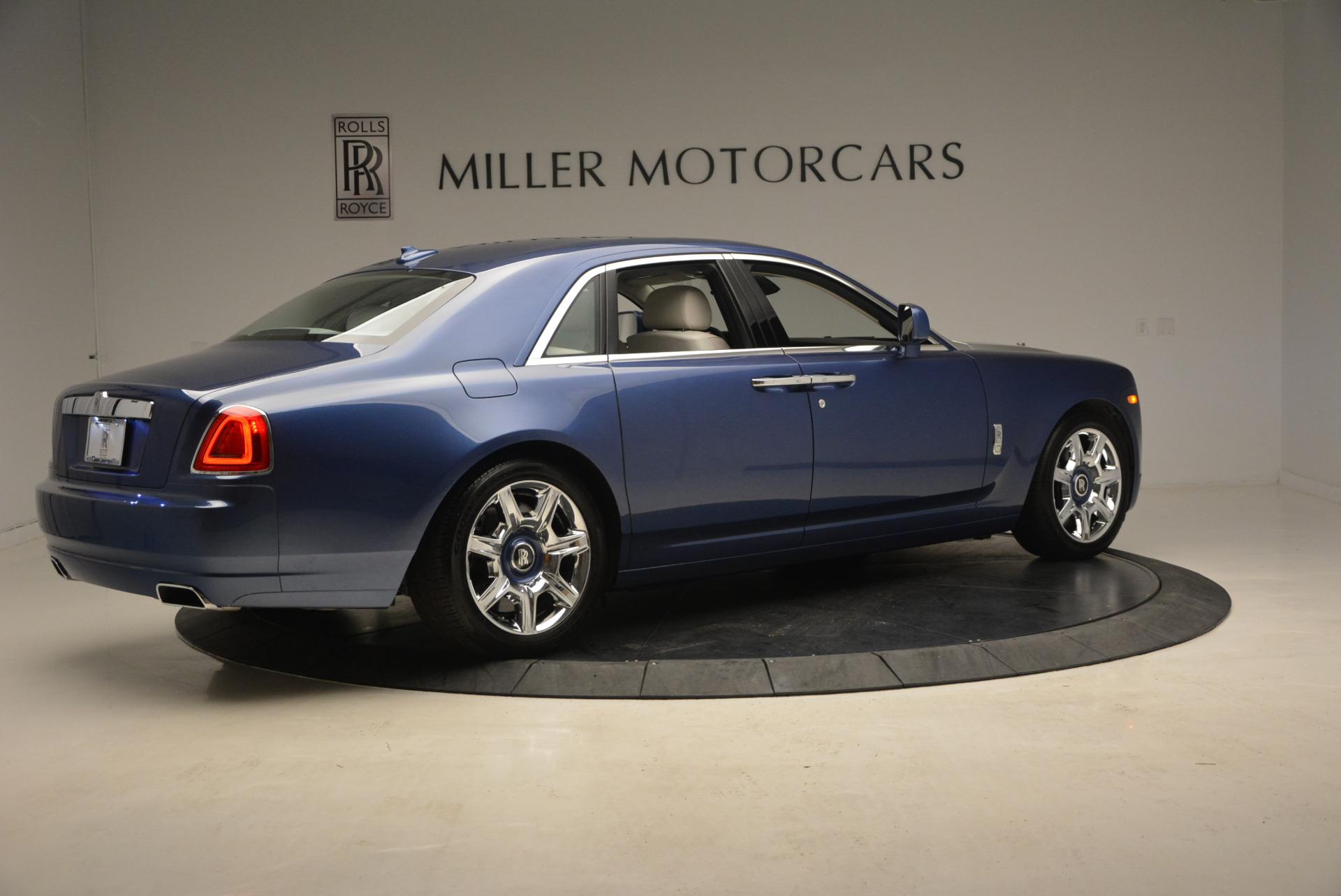 Used 2010 Rolls-Royce Ghost  For Sale In Westport, CT 1504_p10