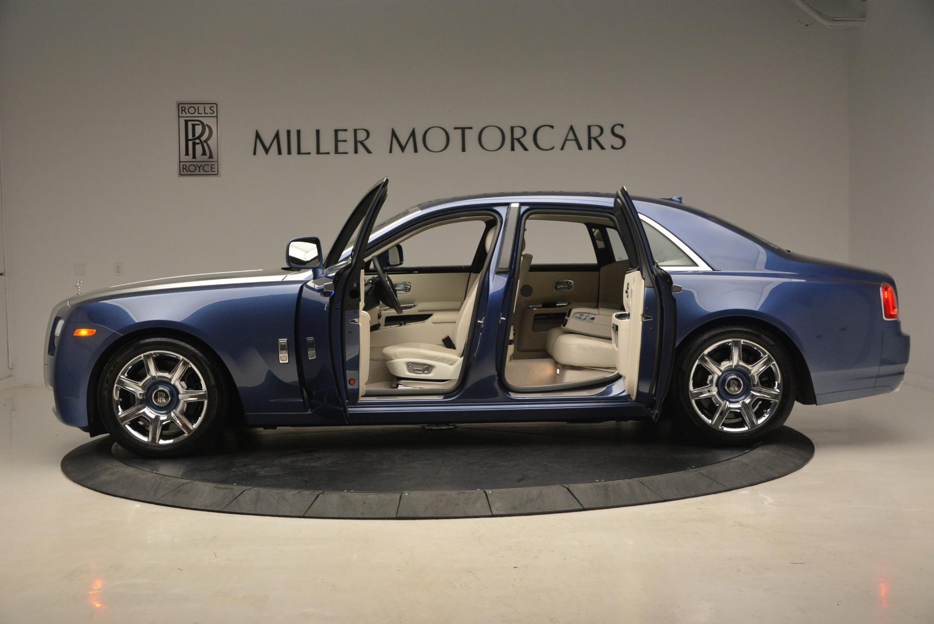 Used 2010 Rolls-Royce Ghost  For Sale In Westport, CT 1504_p14