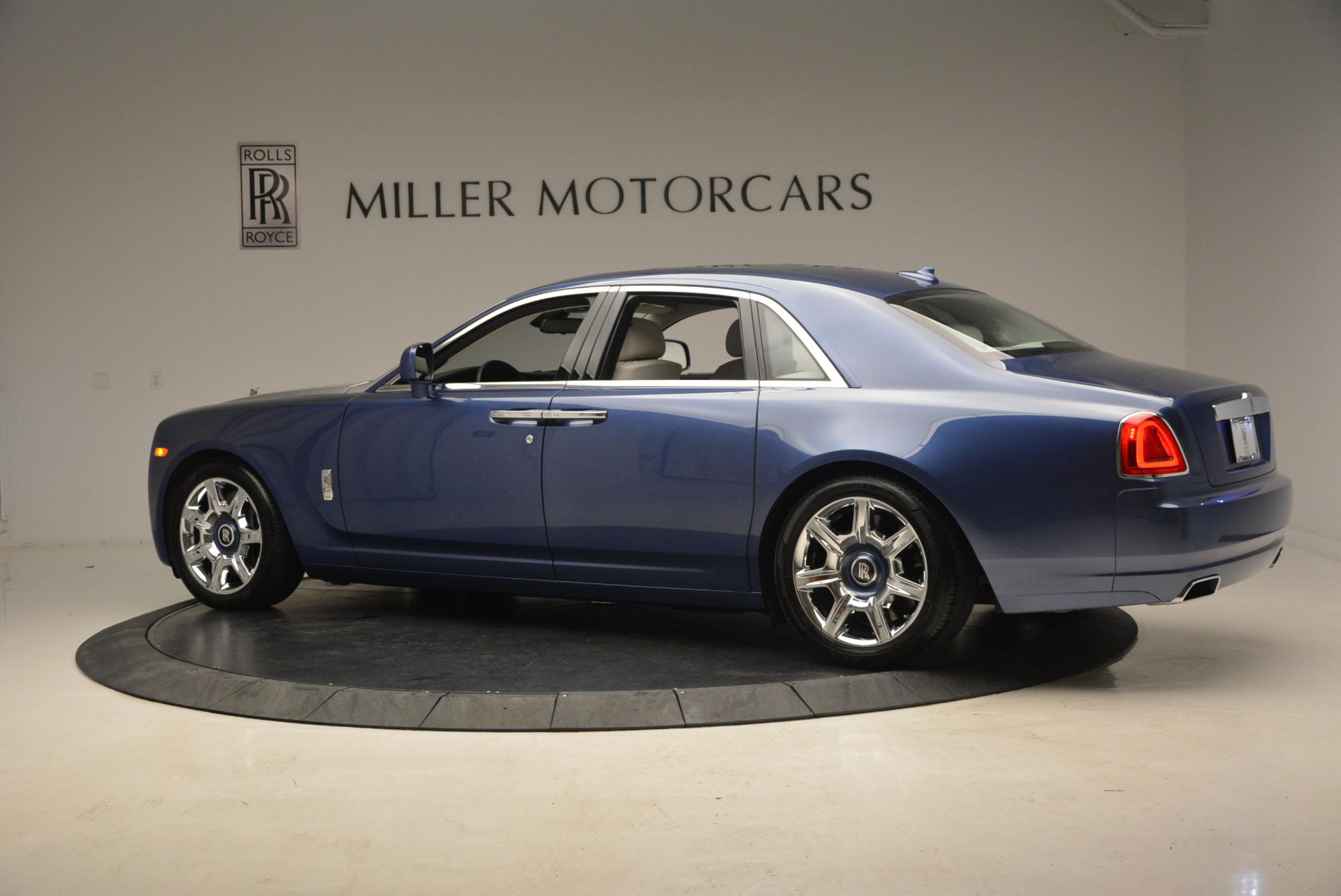 Used 2010 Rolls-Royce Ghost  For Sale In Westport, CT 1504_p5