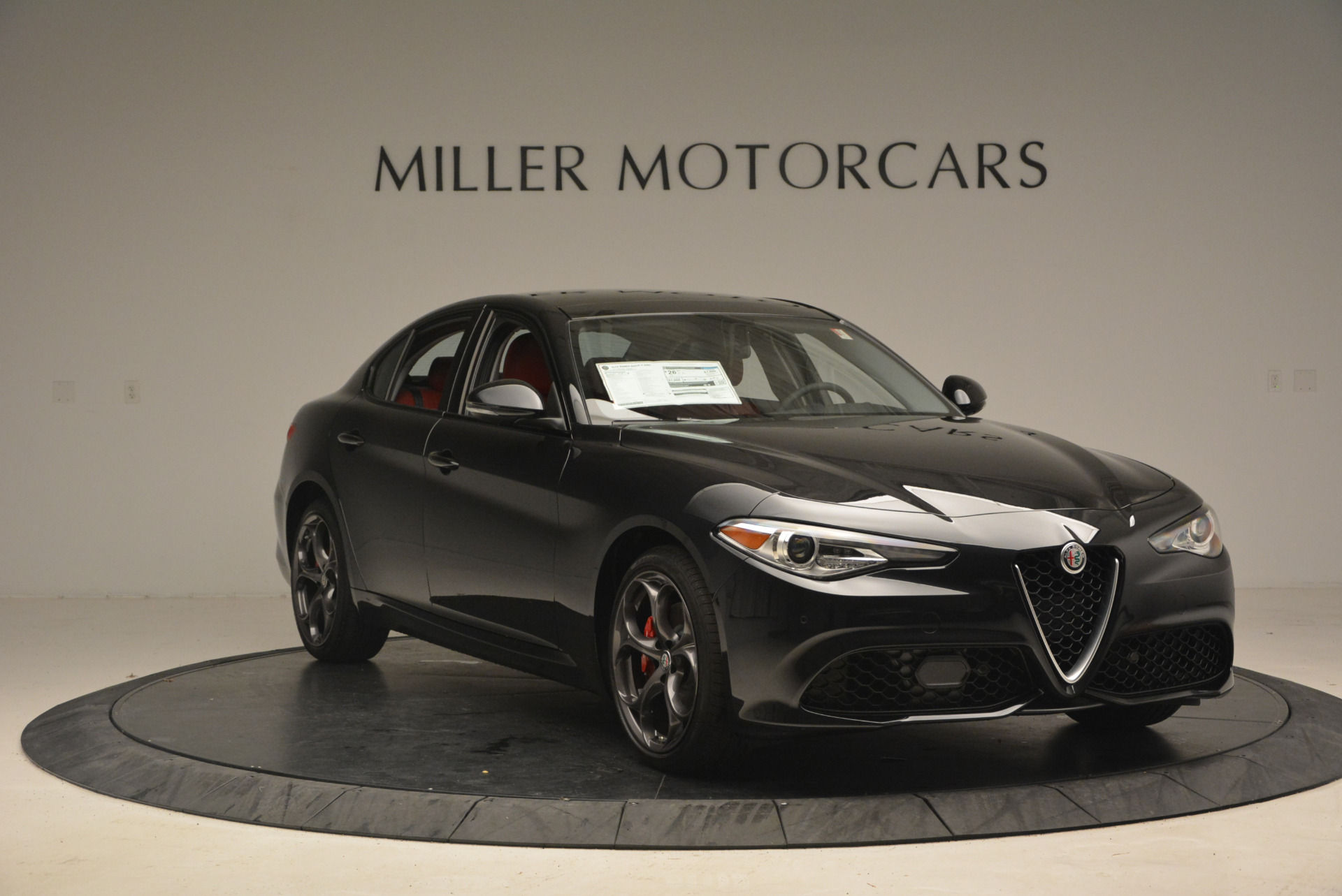 New 2017 Alfa Romeo Giulia Ti Sport Q4 For Sale In Westport, CT 1505_p11