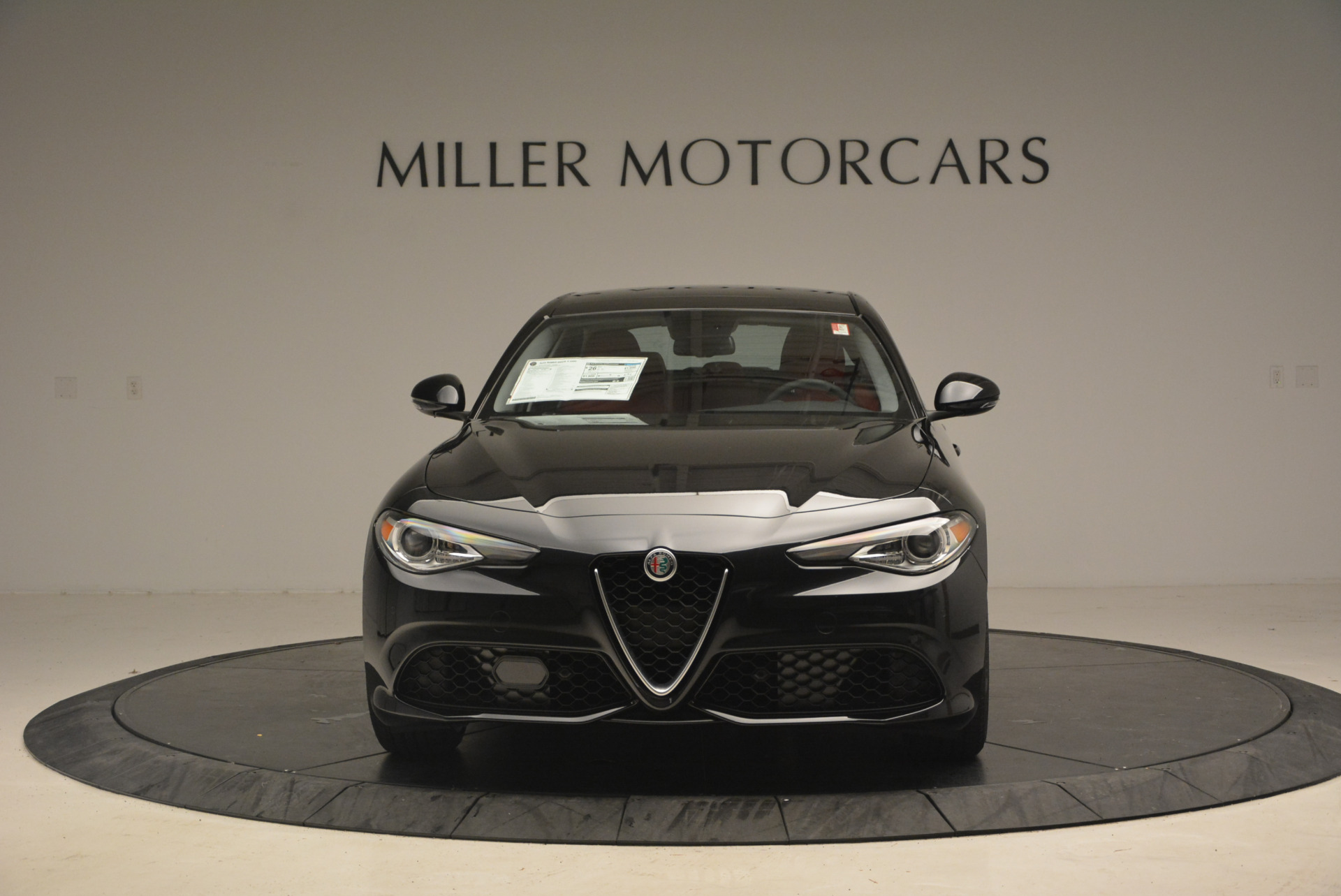 New 2017 Alfa Romeo Giulia Ti Sport Q4 For Sale In Westport, CT 1505_p12