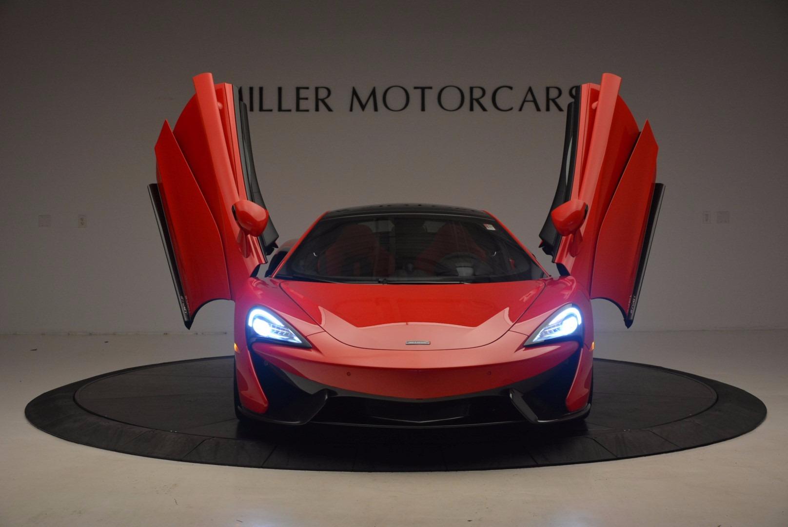 Used 2017 McLaren 570GT  For Sale In Westport, CT 1506_p12