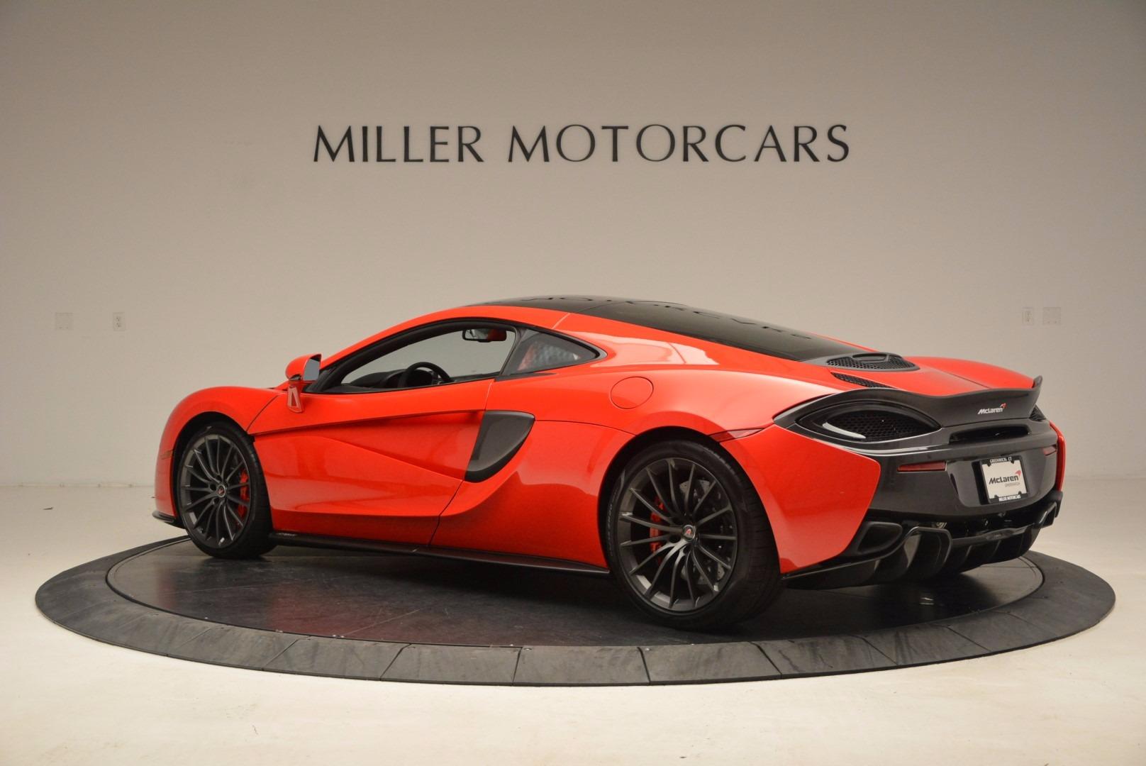 Used 2017 McLaren 570GT  For Sale In Westport, CT 1506_p4