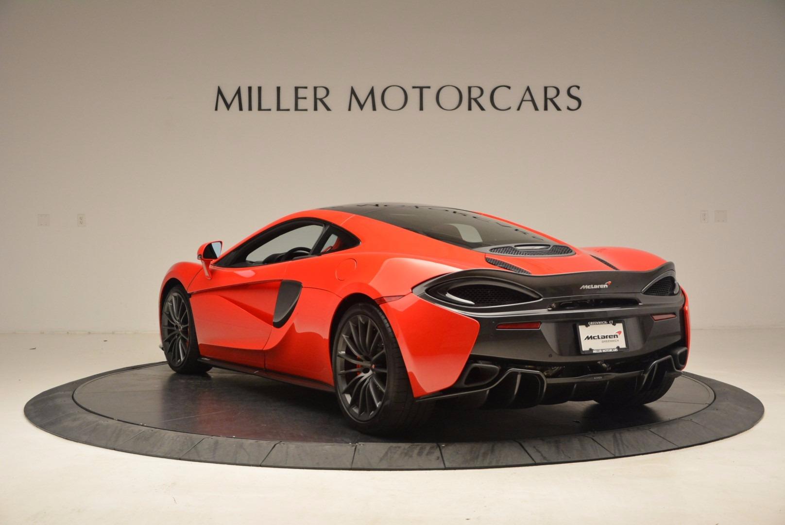 Used 2017 McLaren 570GT  For Sale In Westport, CT 1506_p5