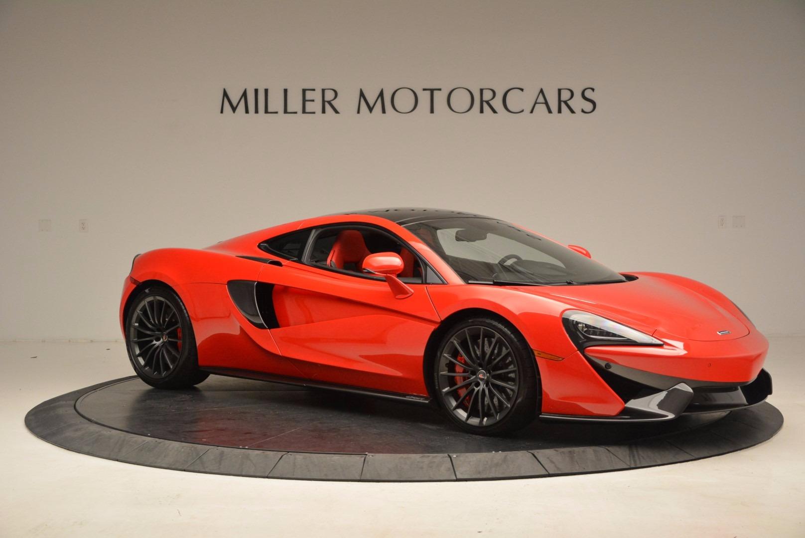Used 2017 McLaren 570GT  For Sale In Westport, CT 1506_p9
