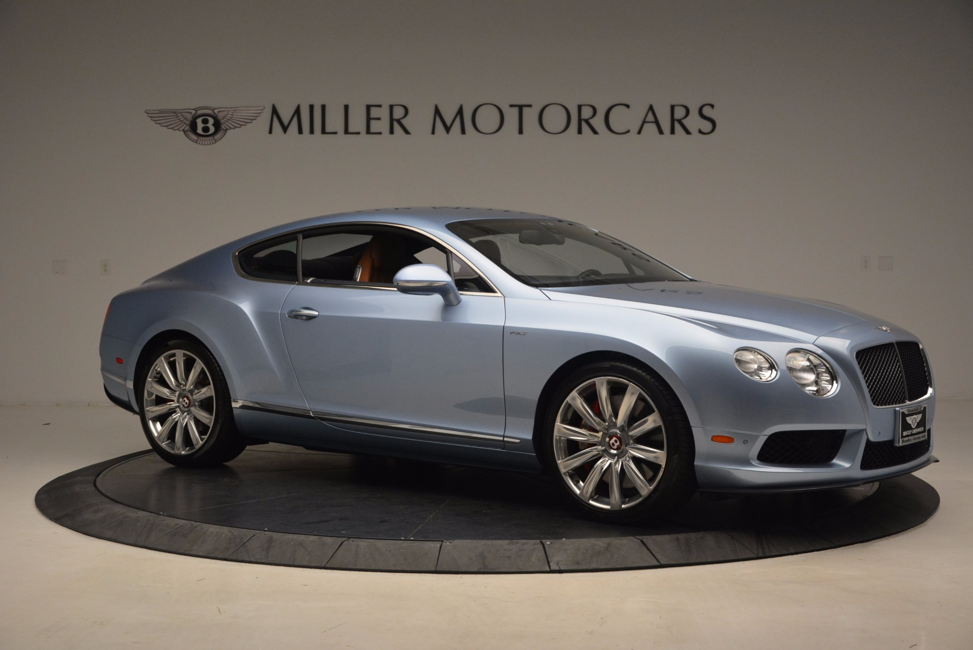 Used 2015 Bentley Continental GT V8 S For Sale In Westport, CT 1507_p10