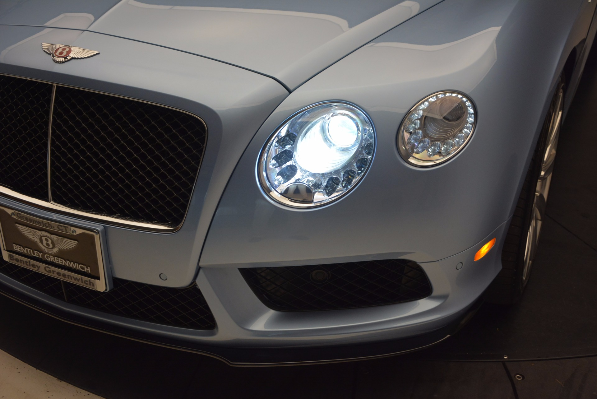 Used 2015 Bentley Continental GT V8 S For Sale In Westport, CT 1507_p18