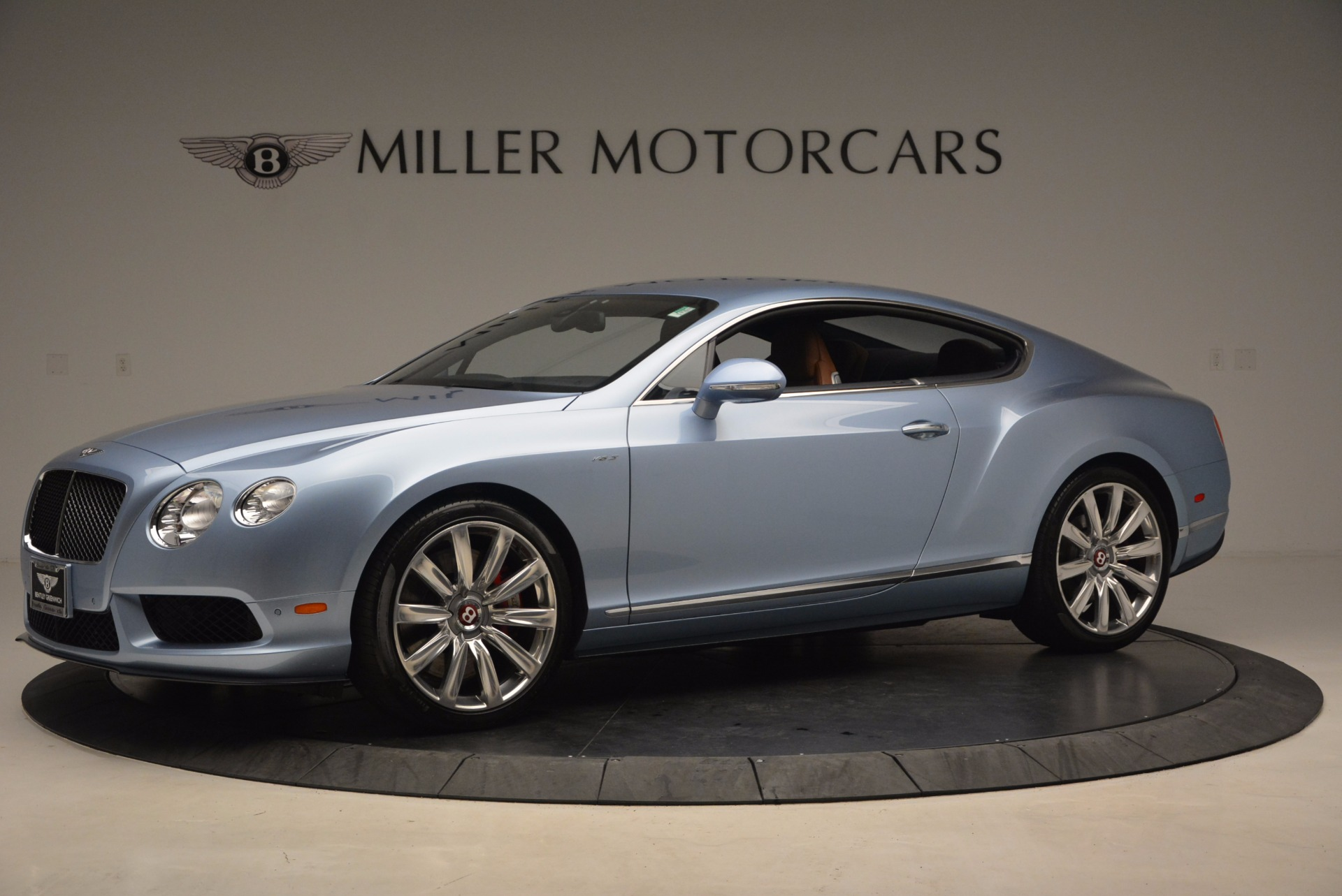 Used 2015 Bentley Continental GT V8 S For Sale In Westport, CT 1507_p2