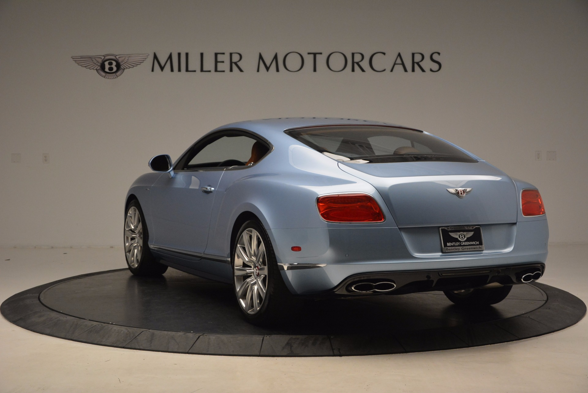 Used 2015 Bentley Continental GT V8 S For Sale In Westport, CT 1507_p5