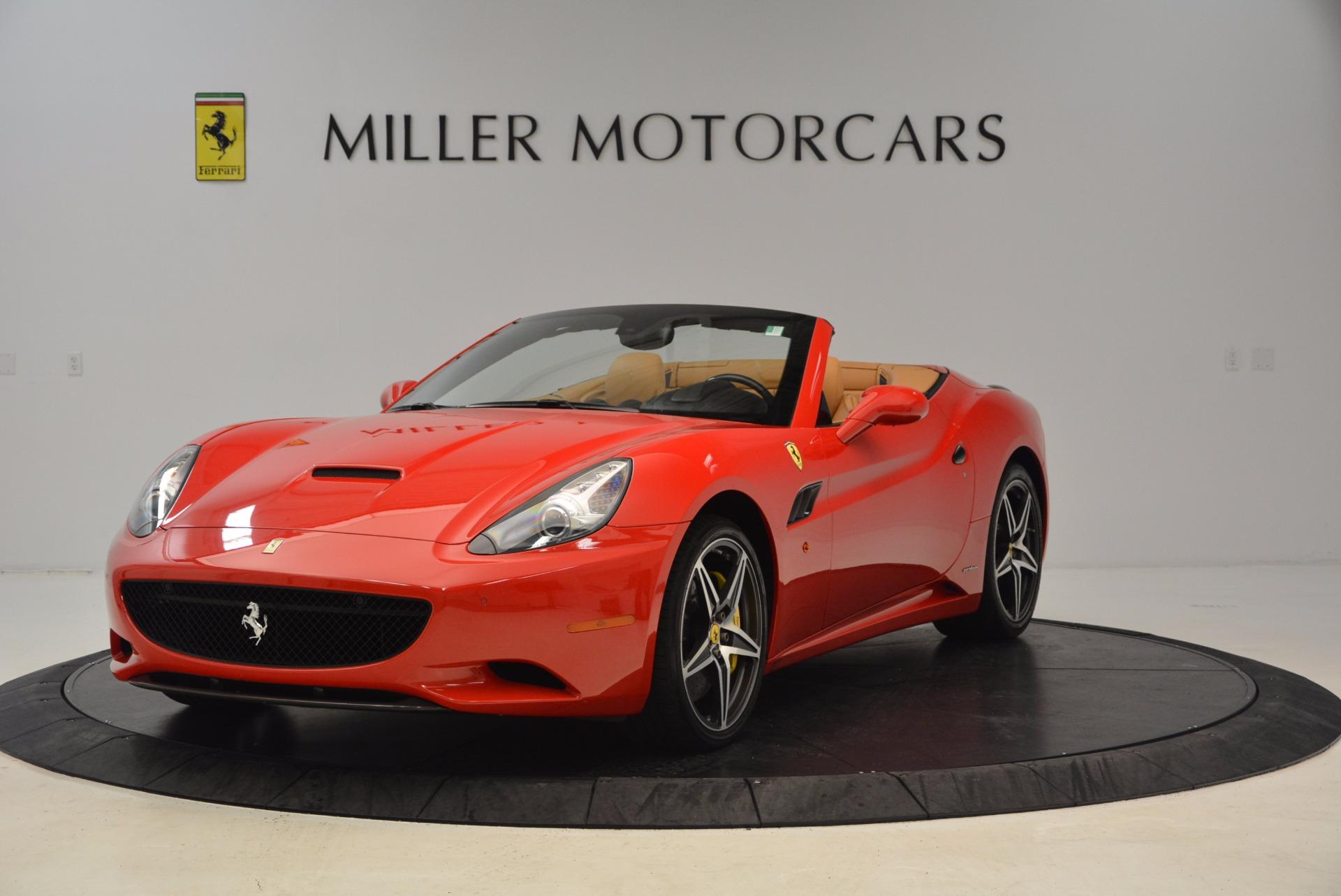 Used 2012 Ferrari California  For Sale In Westport, CT 1508_main