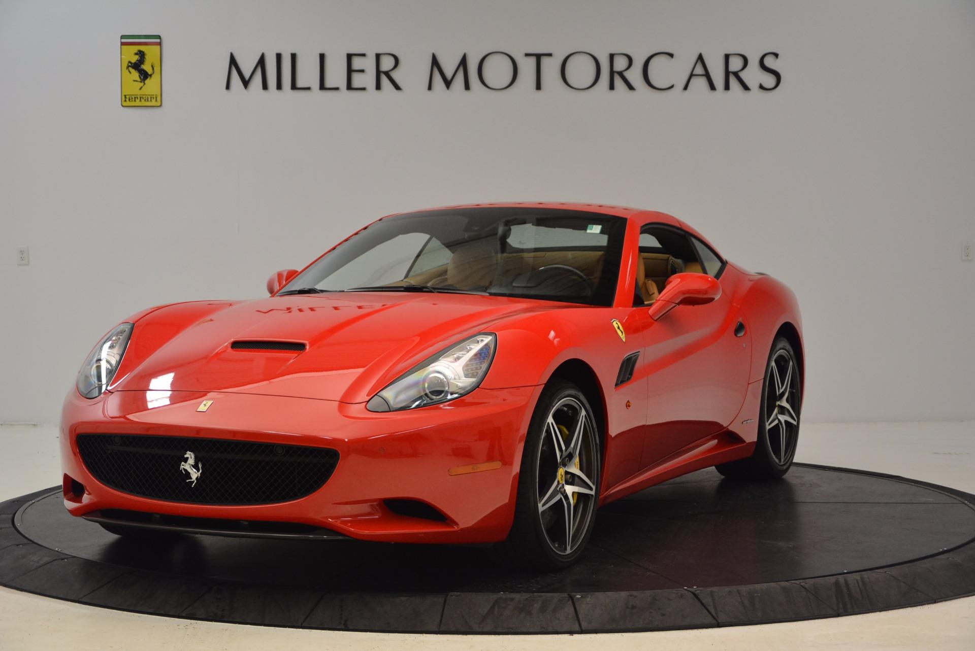 Used 2012 Ferrari California  For Sale In Westport, CT 1508_p12