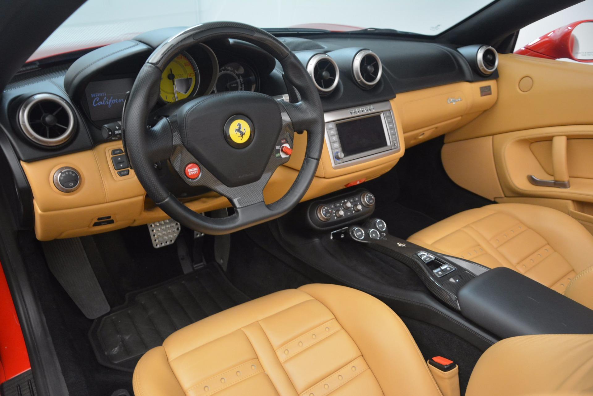 Used 2012 Ferrari California  For Sale In Westport, CT 1508_p17
