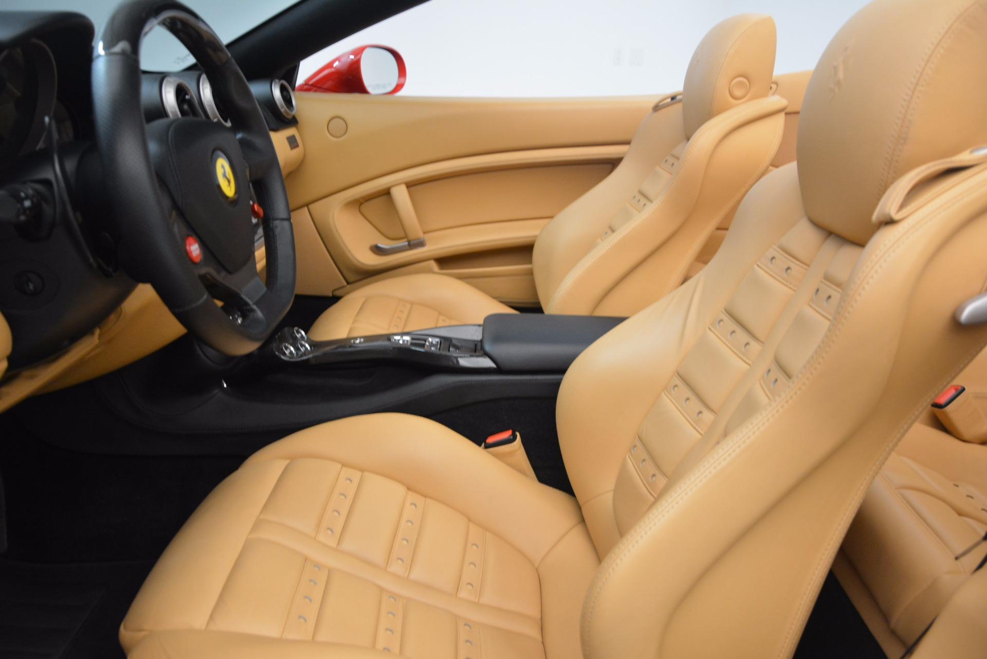 Used 2012 Ferrari California  For Sale In Westport, CT 1508_p18