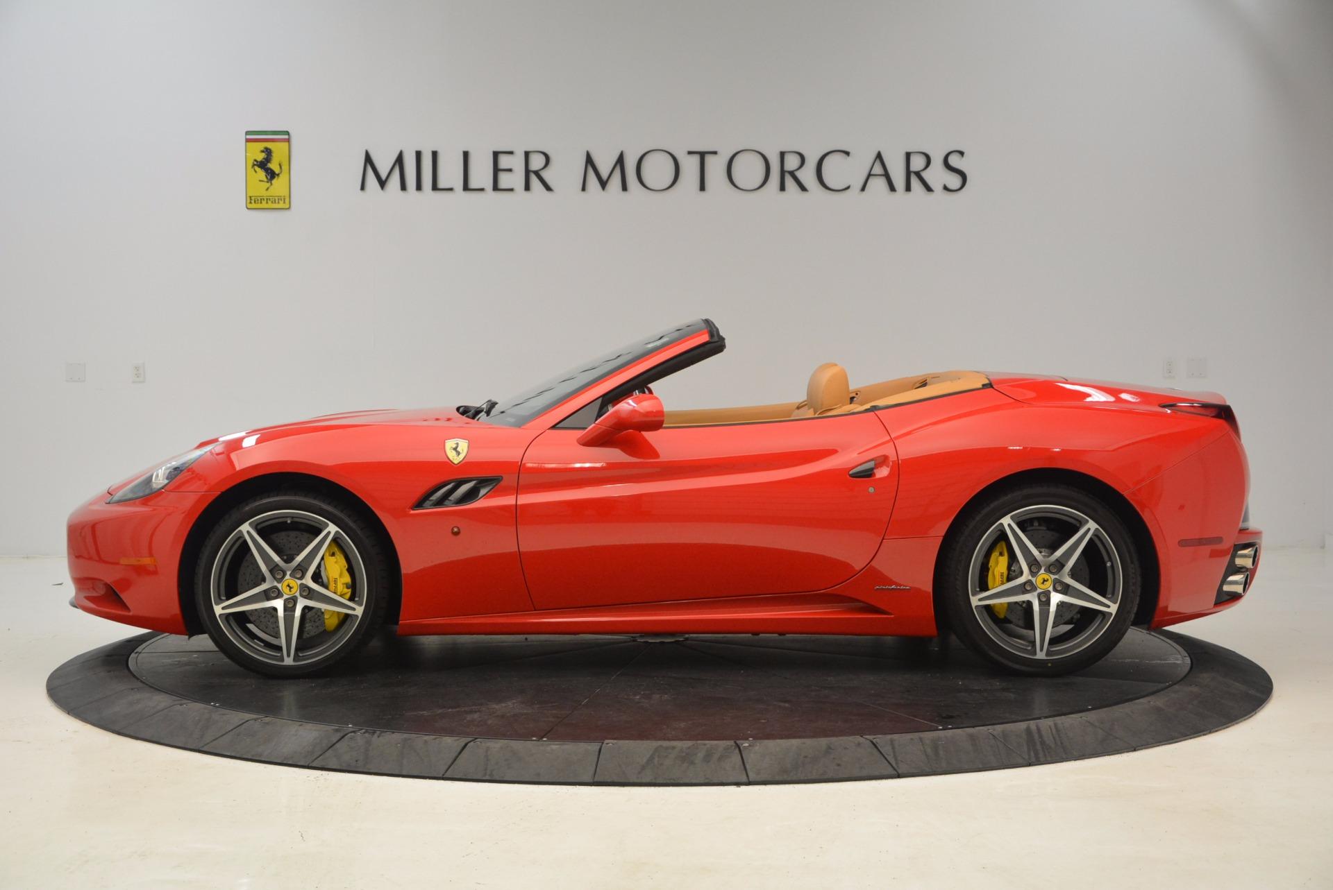 Used 2012 Ferrari California  For Sale In Westport, CT 1508_p3