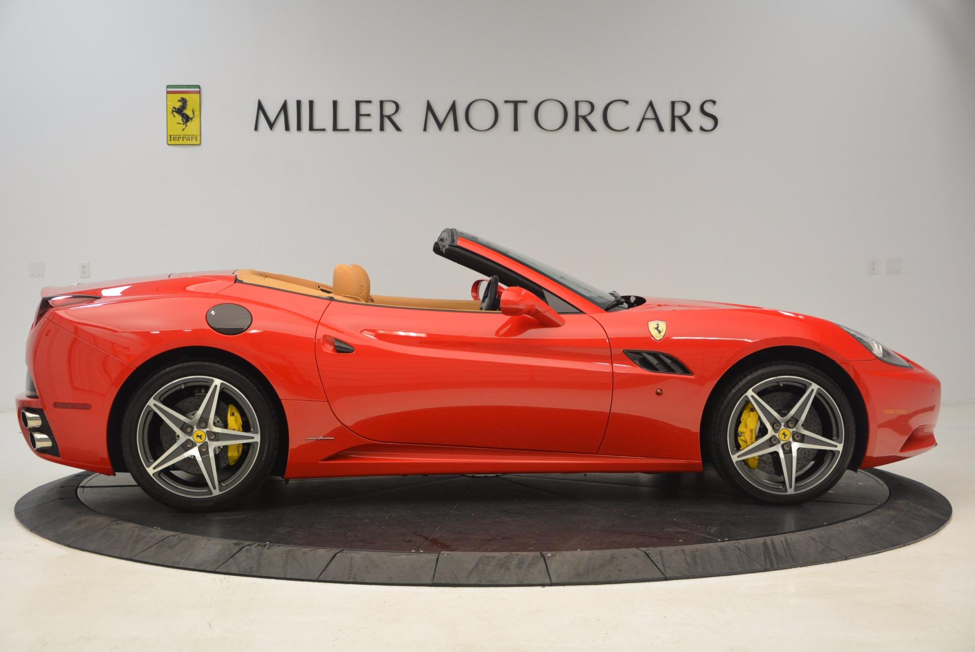 Used 2012 Ferrari California  For Sale In Westport, CT 1508_p9