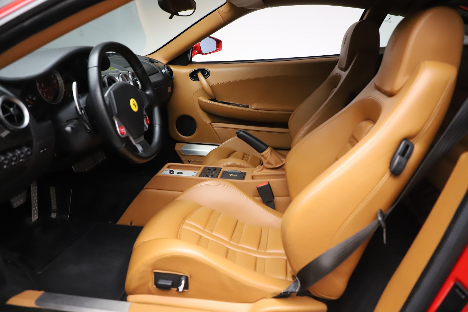 Used 2005 Ferrari F430  For Sale In Westport, CT 1509_p14