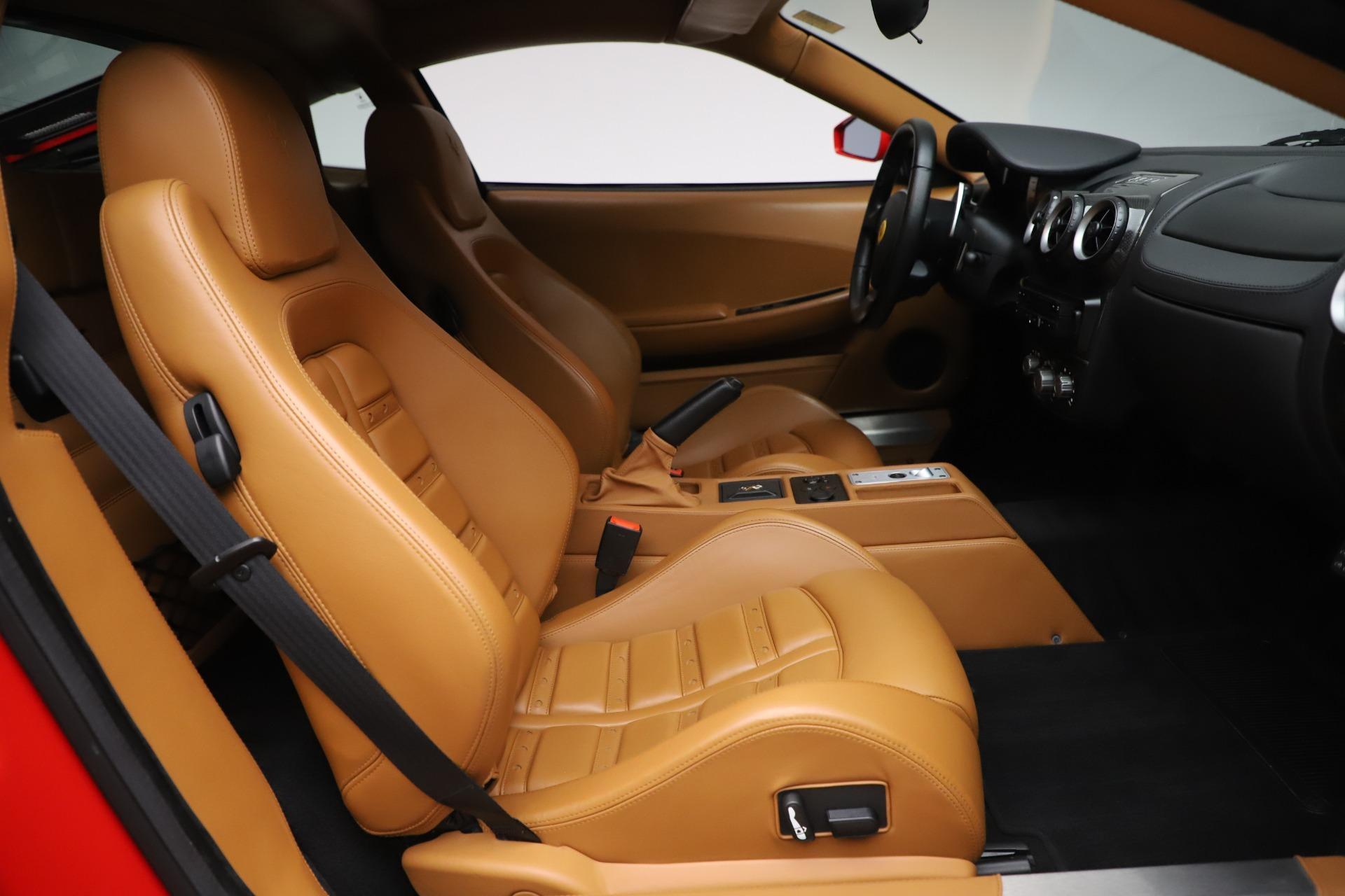 Used 2005 Ferrari F430  For Sale In Westport, CT 1509_p18