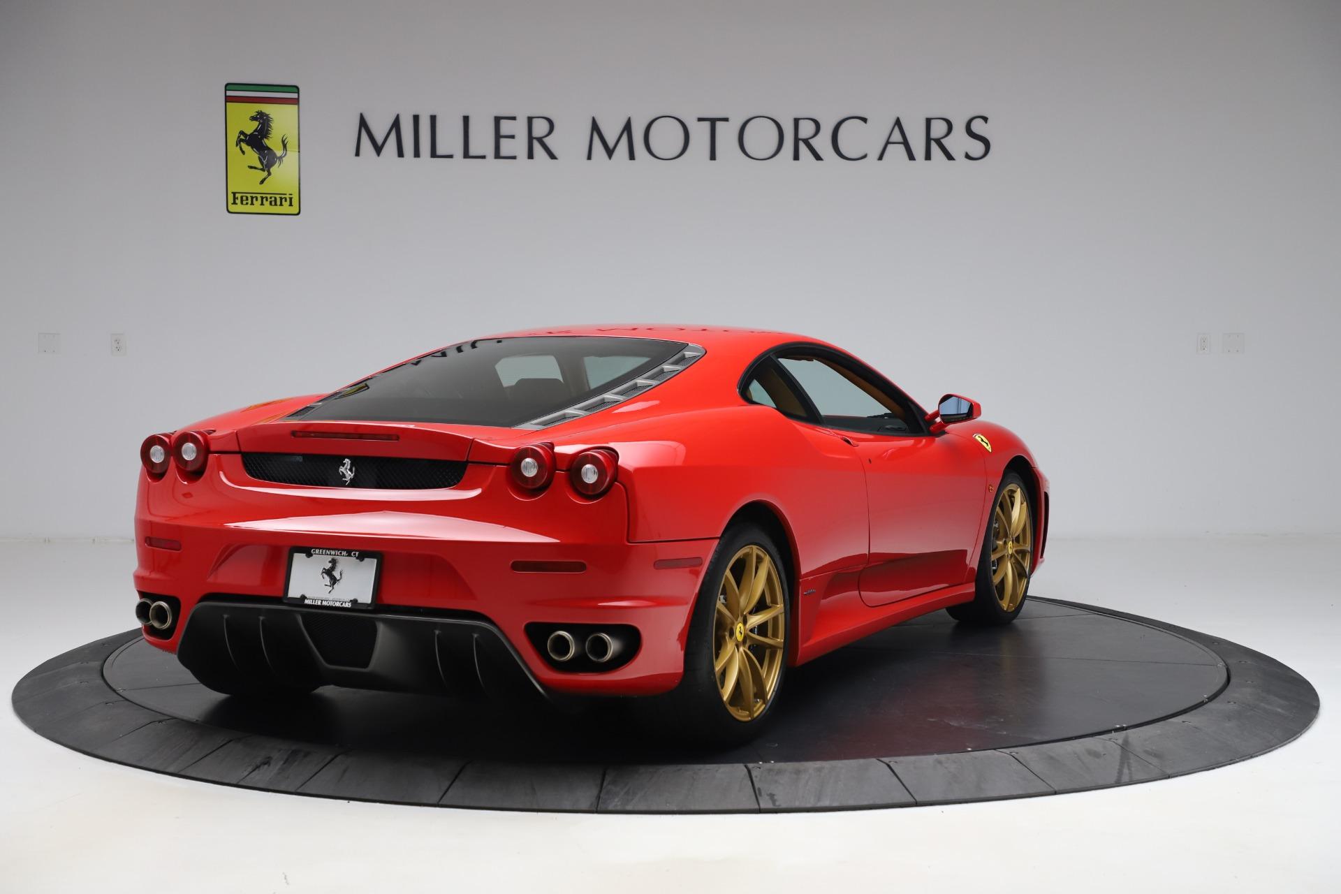Used 2005 Ferrari F430  For Sale In Westport, CT 1509_p7