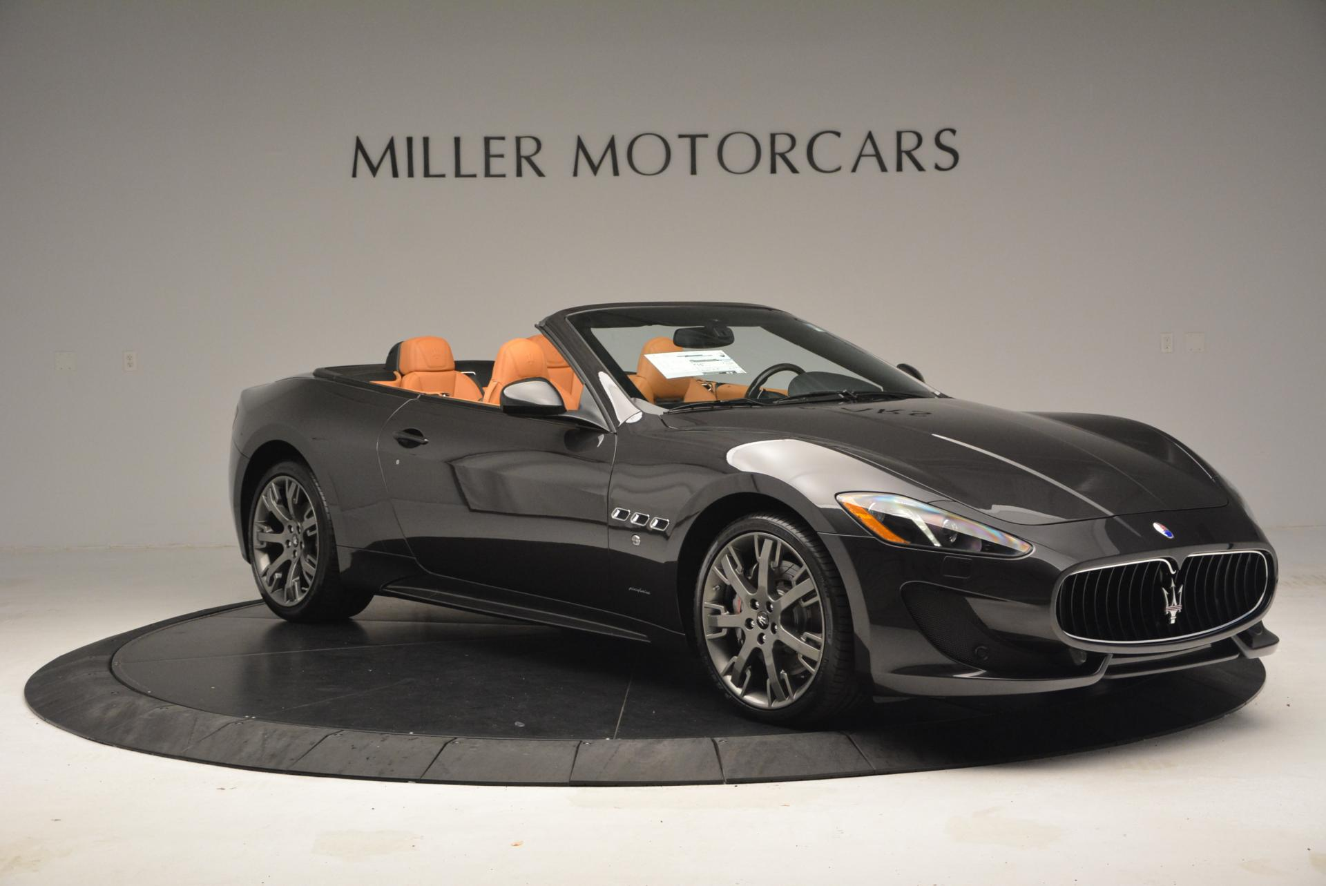 New 2016 Maserati GranTurismo Sport For Sale In Westport, CT 151_p21
