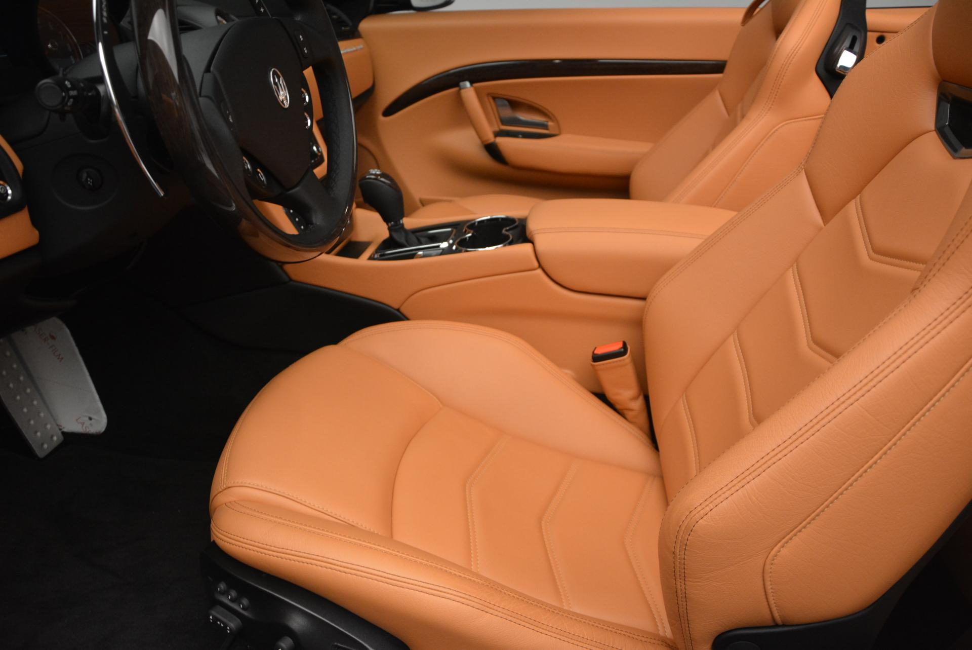 New 2016 Maserati GranTurismo Sport For Sale In Westport, CT 151_p25