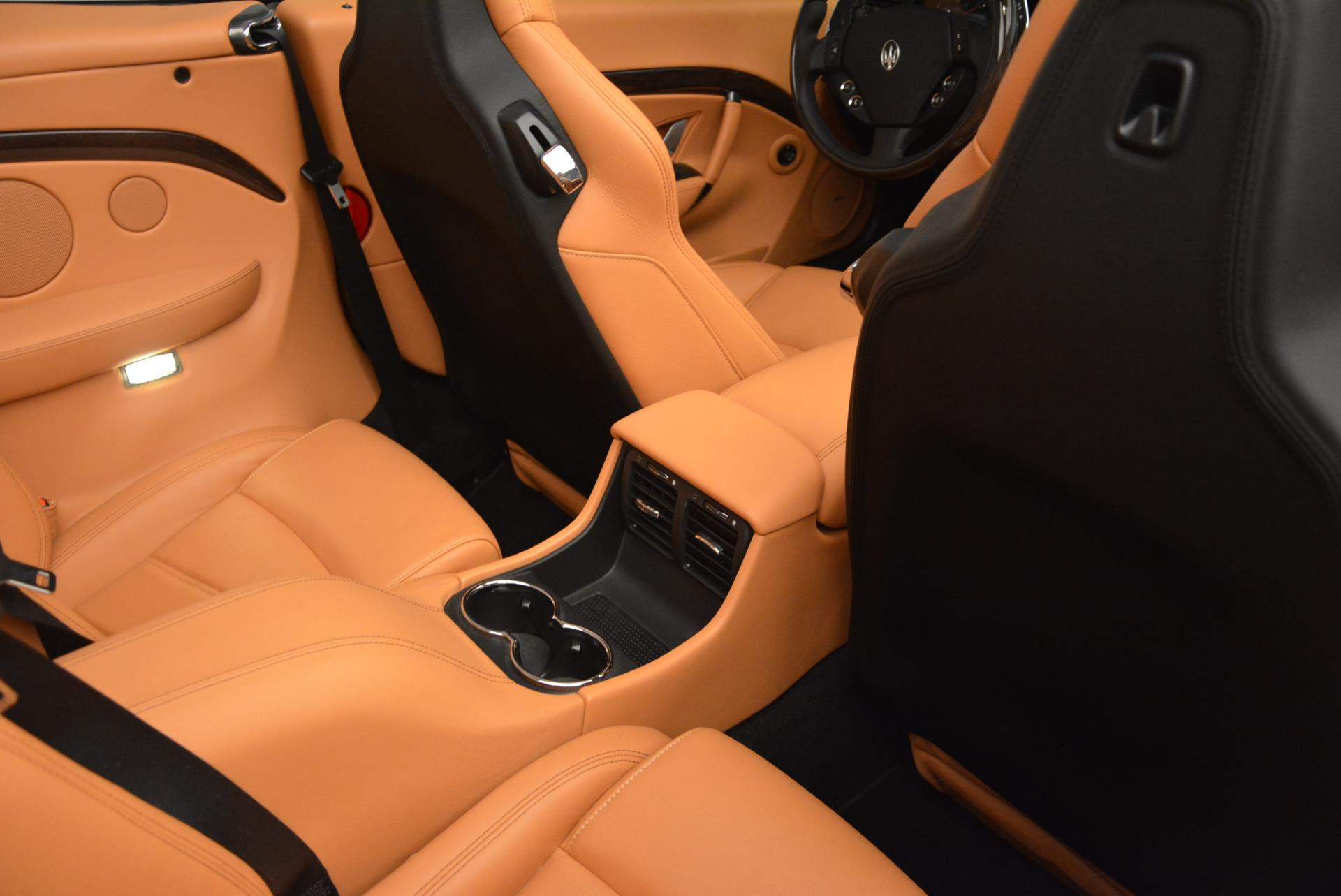 New 2016 Maserati GranTurismo Sport For Sale In Westport, CT 151_p34