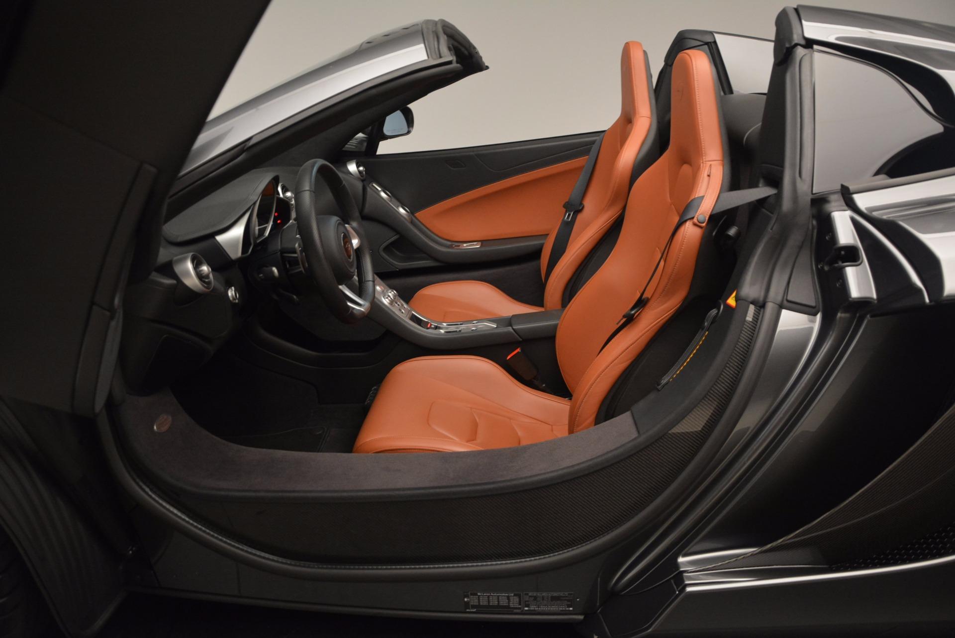 Used 2014 McLaren MP4-12C Spider  For Sale In Westport, CT 1510_p30