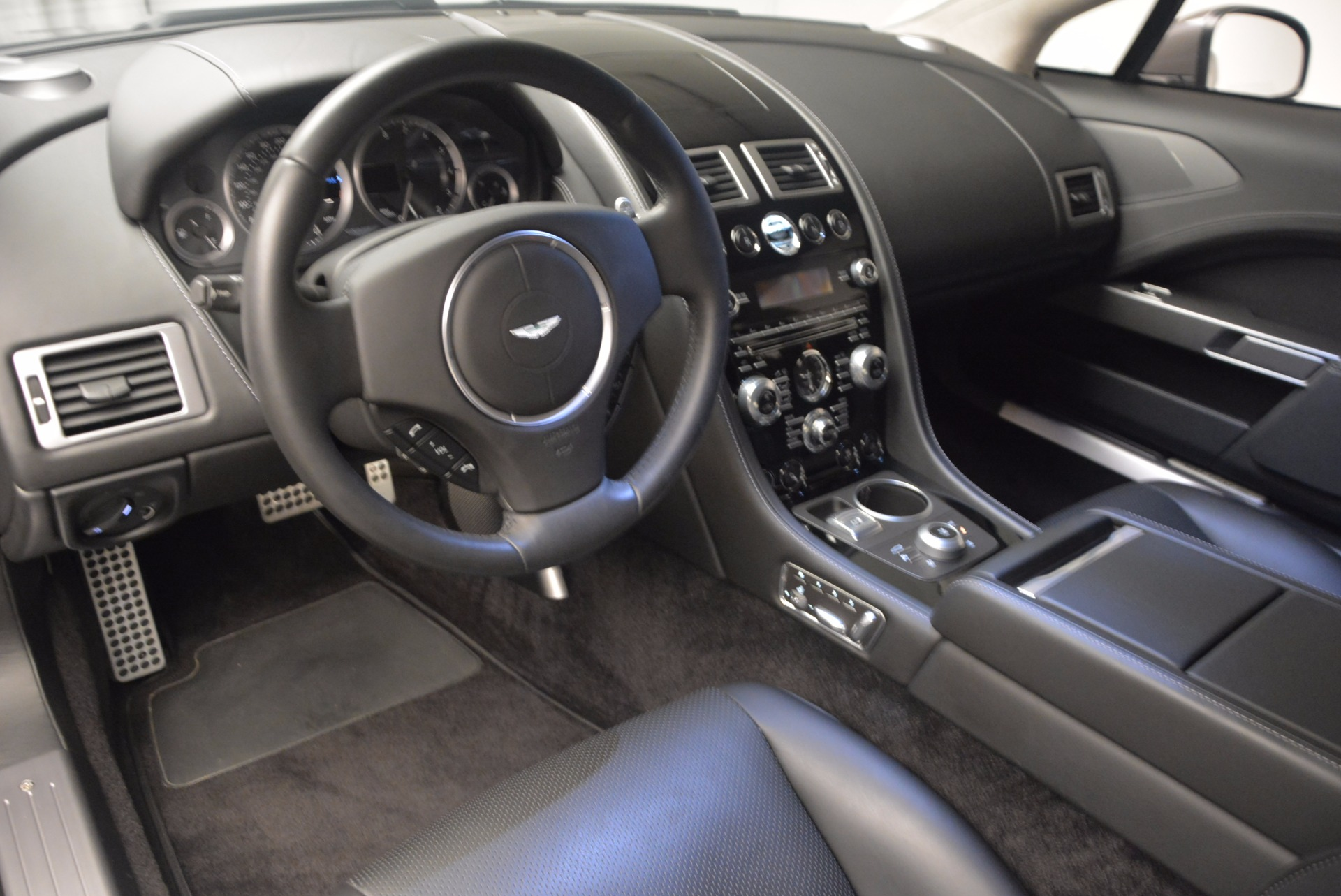 Used 2012 Aston Martin Rapide  For Sale In Westport, CT 1511_p14