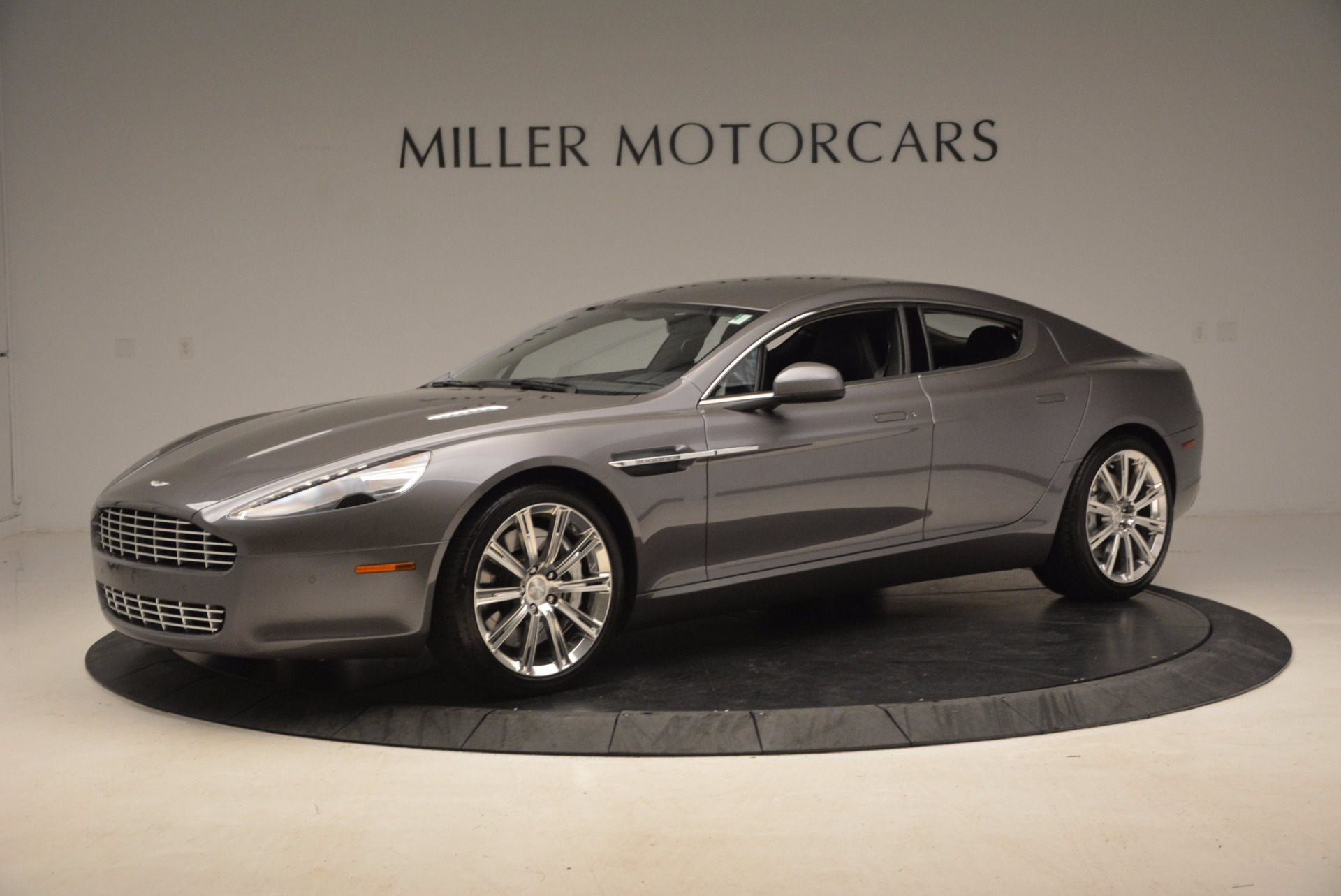 Used 2012 Aston Martin Rapide  For Sale In Westport, CT 1511_p2