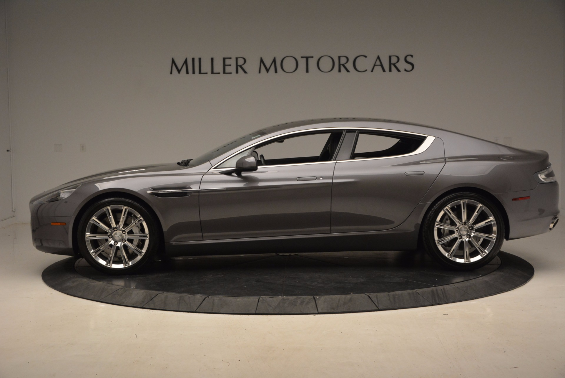 Used 2012 Aston Martin Rapide  For Sale In Westport, CT 1511_p3