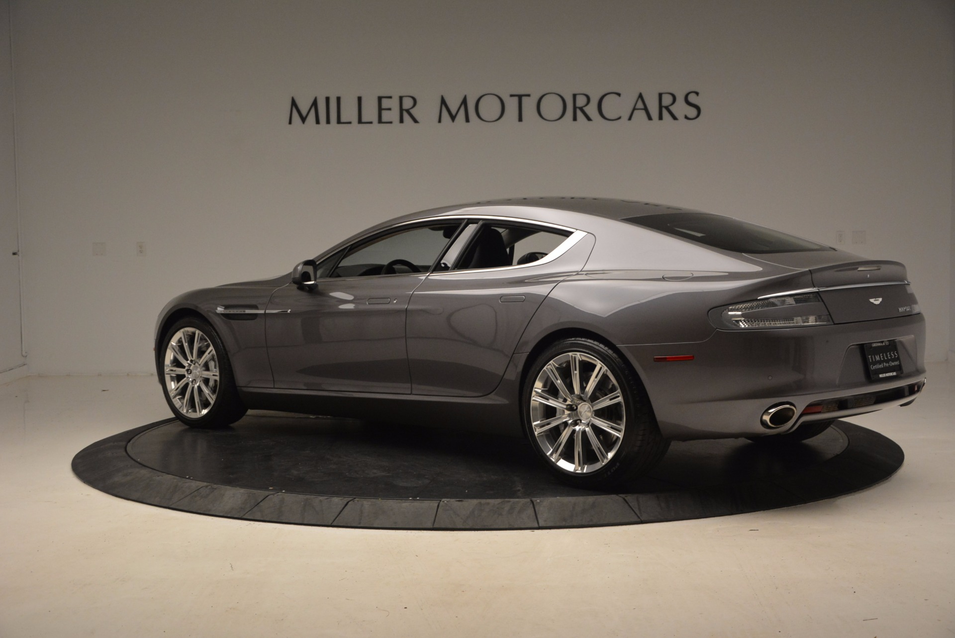 Used 2012 Aston Martin Rapide  For Sale In Westport, CT 1511_p4