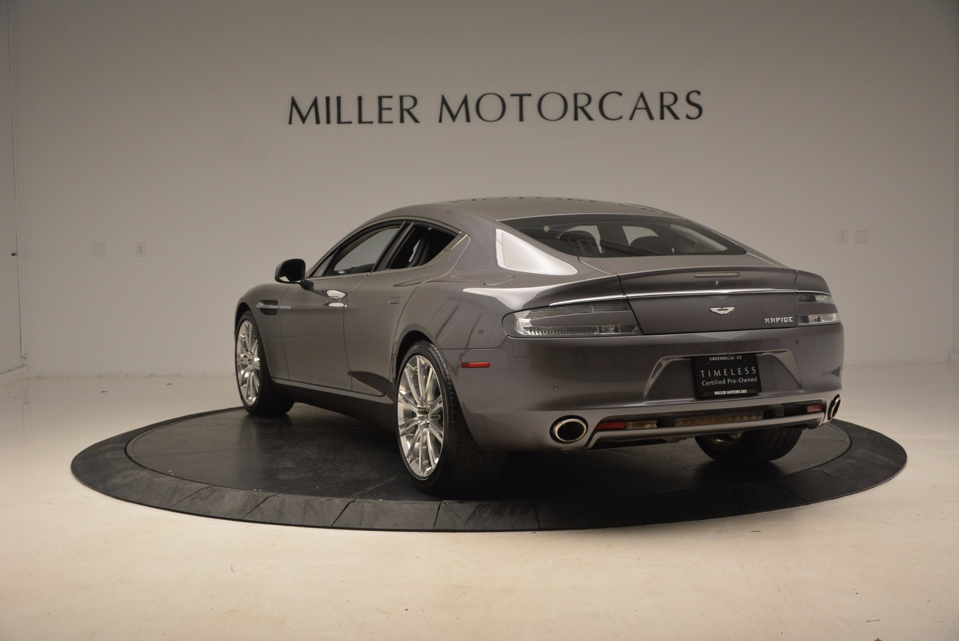 Used 2012 Aston Martin Rapide  For Sale In Westport, CT 1511_p5