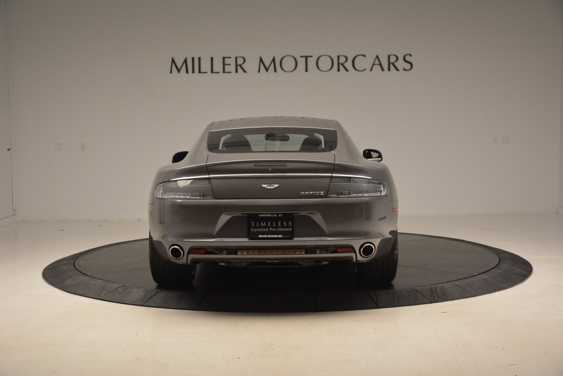Used 2012 Aston Martin Rapide  For Sale In Westport, CT 1511_p6