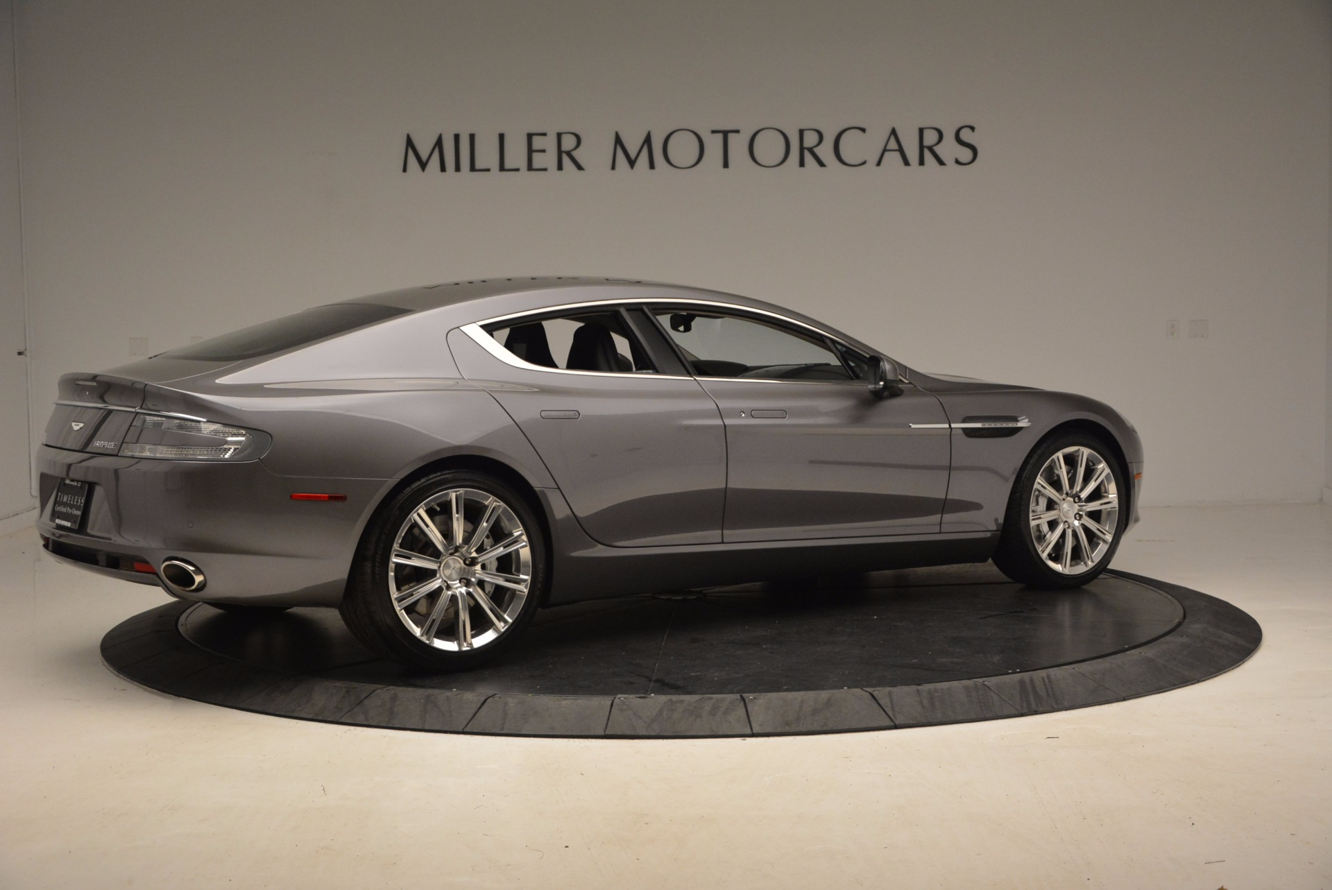 Used 2012 Aston Martin Rapide  For Sale In Westport, CT 1511_p8