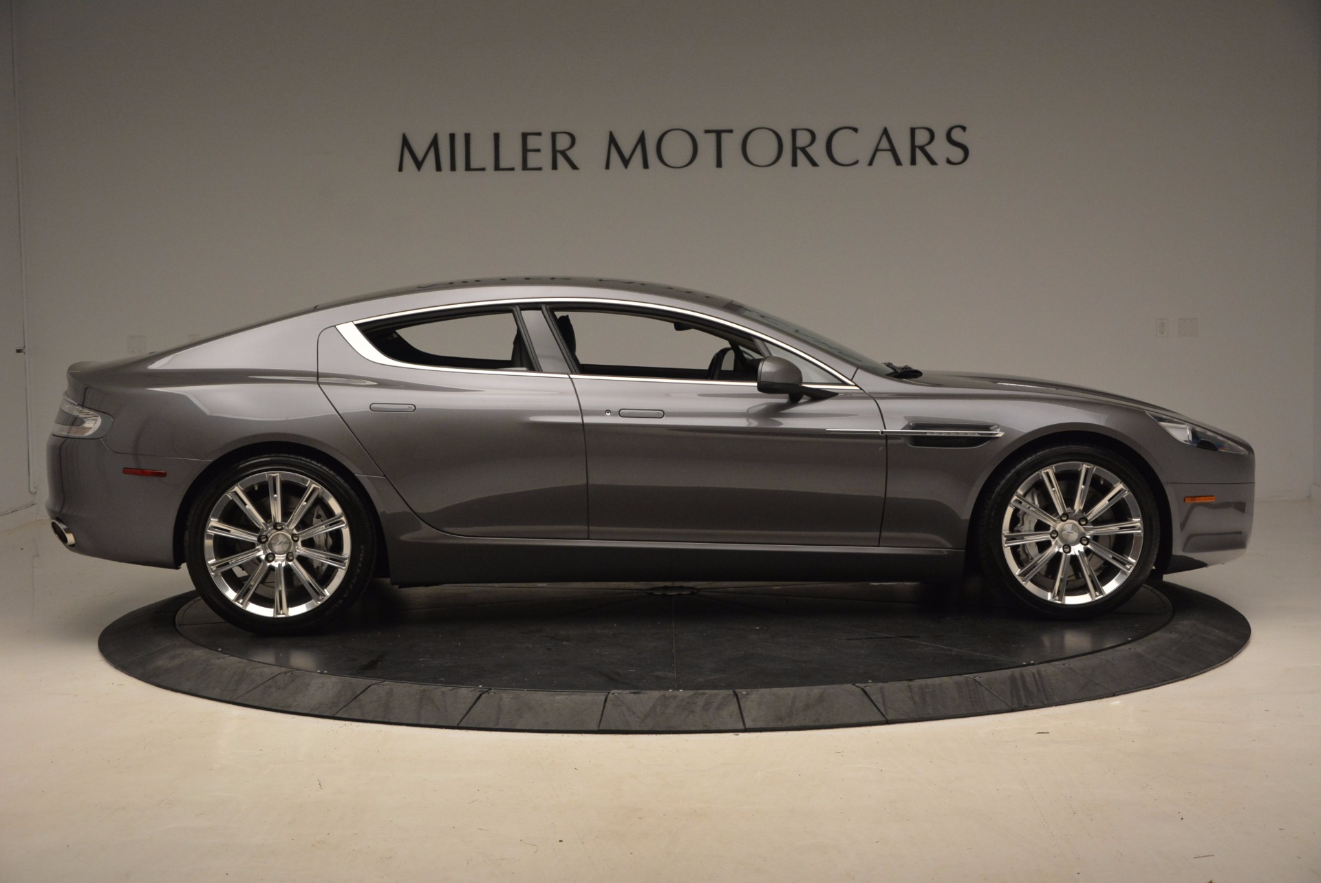 Used 2012 Aston Martin Rapide  For Sale In Westport, CT 1511_p9