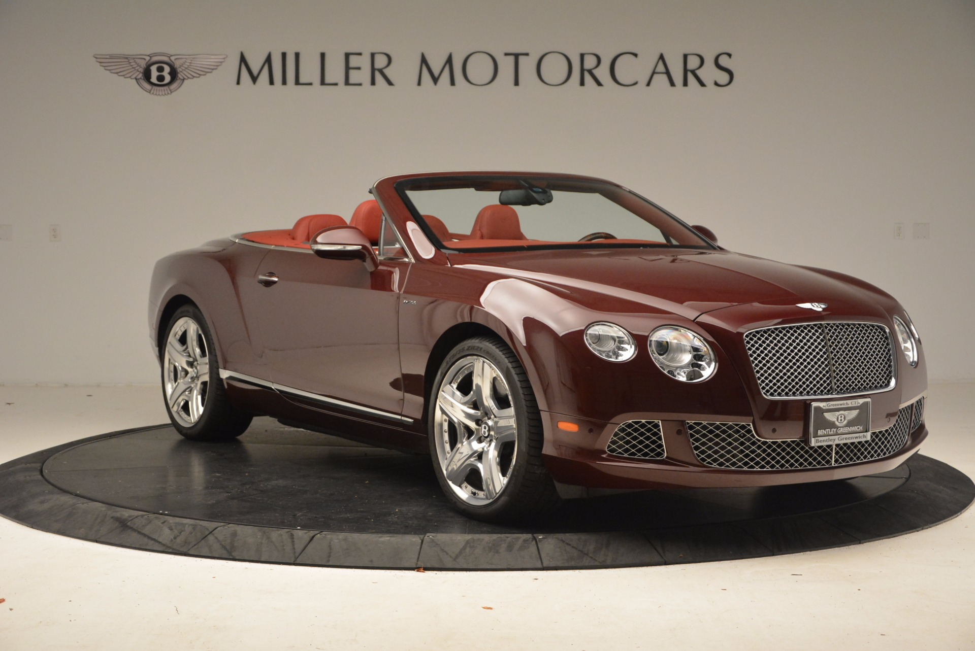 Used 2014 Bentley Continental GT W12 For Sale In Westport, CT 1516_p11