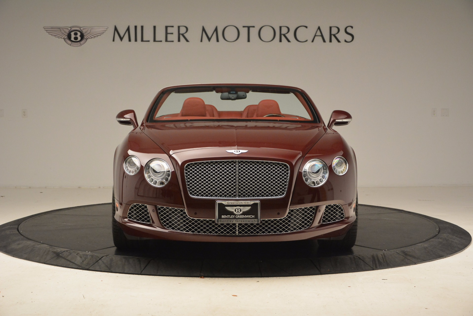Used 2014 Bentley Continental GT W12 For Sale In Westport, CT 1516_p12