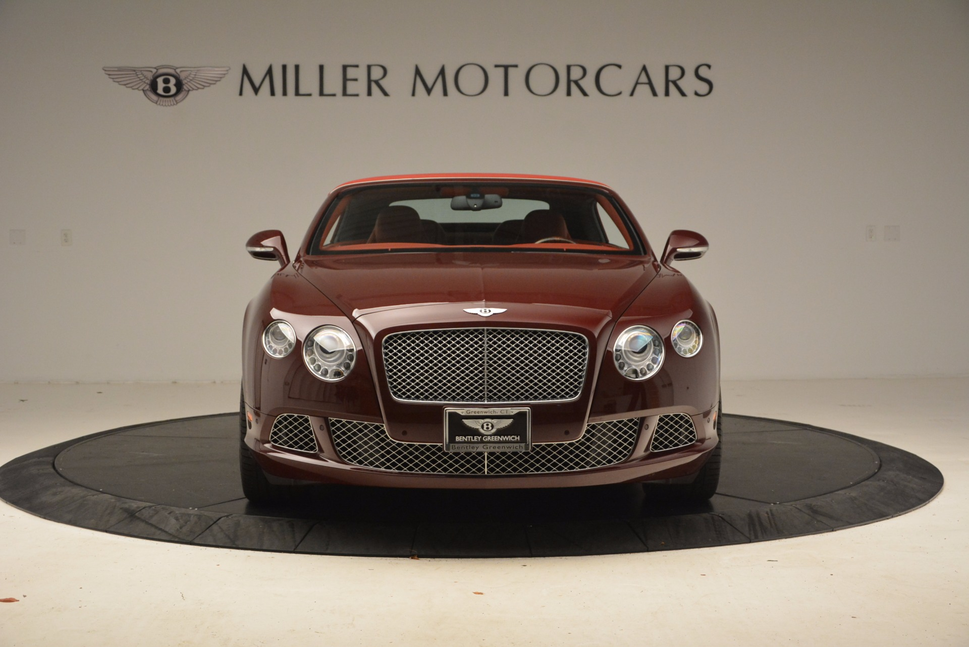 Used 2014 Bentley Continental GT W12 For Sale In Westport, CT 1516_p13